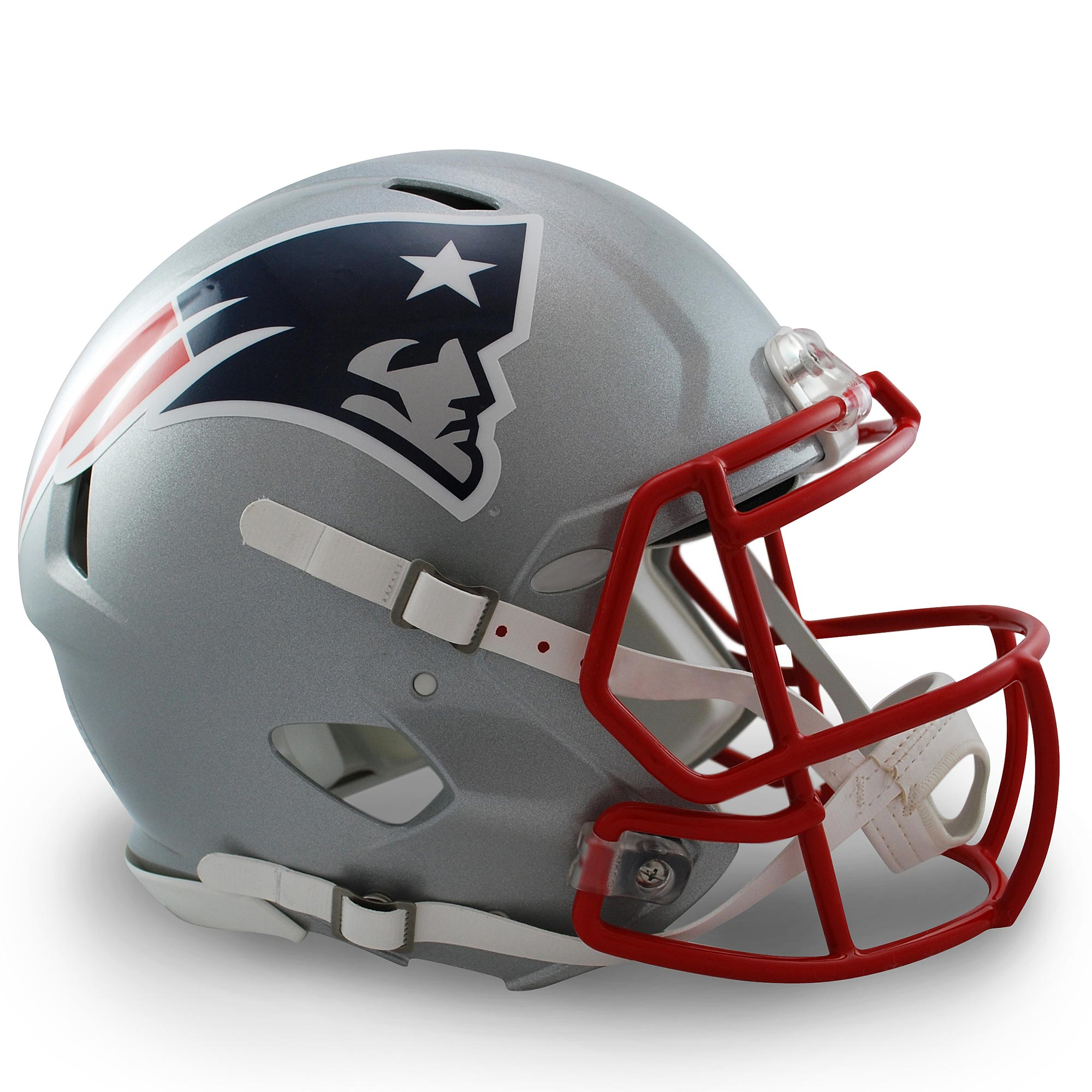 New England Patriots Full Size Authentic Speed Helmet