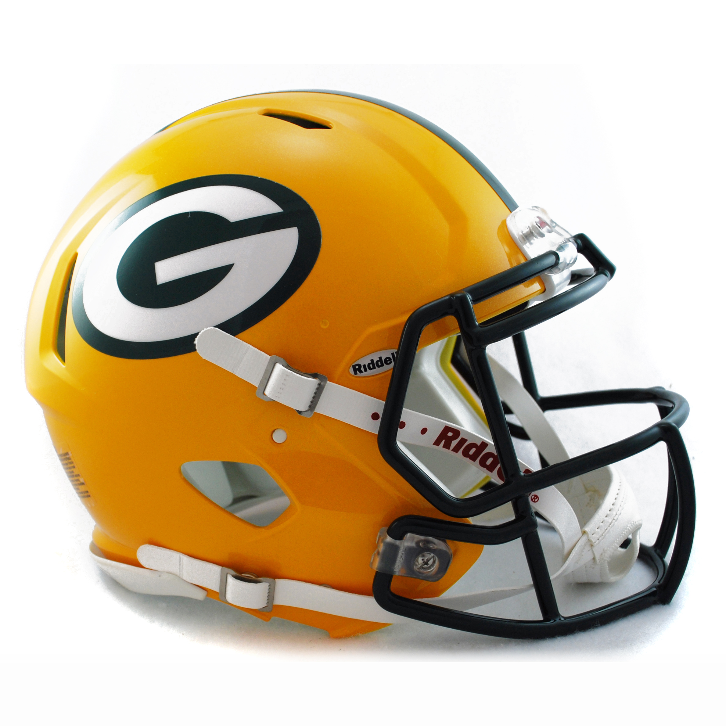 Green Bay Packers Full Size Authentic Speed Helmet