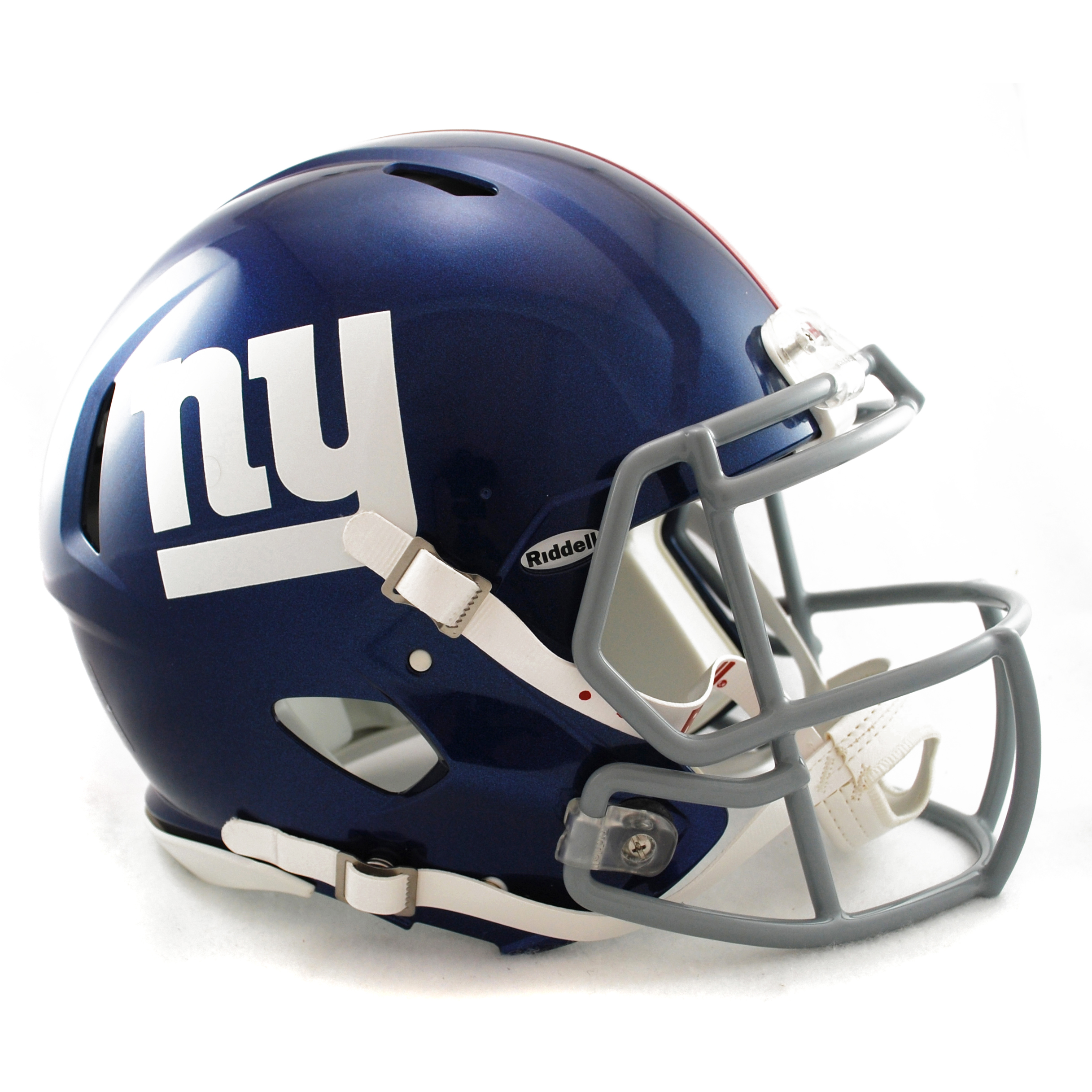 New York Giants Full Size Authentic Speed Helmet