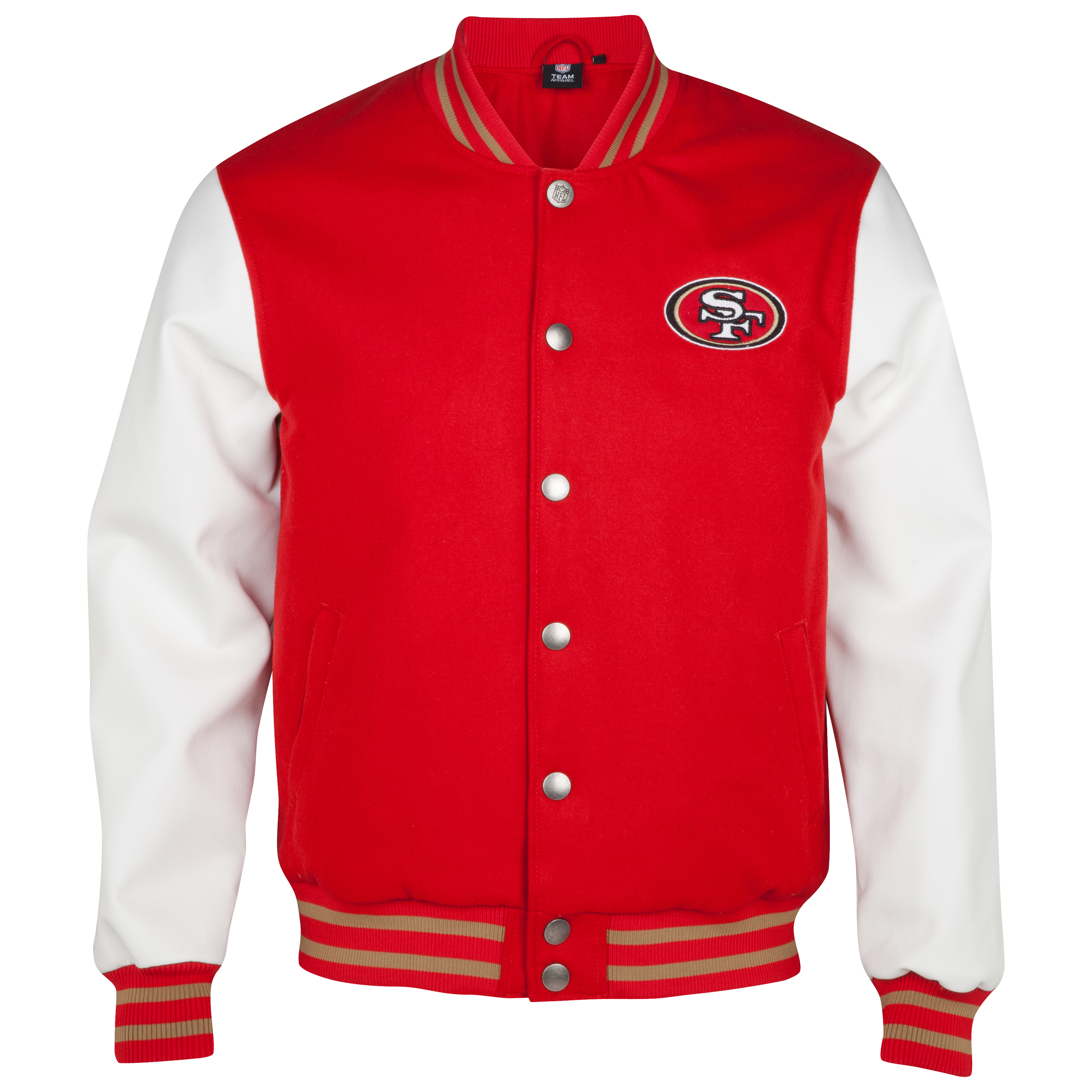 San Francisco 49ers Balfour Letterman Jacket