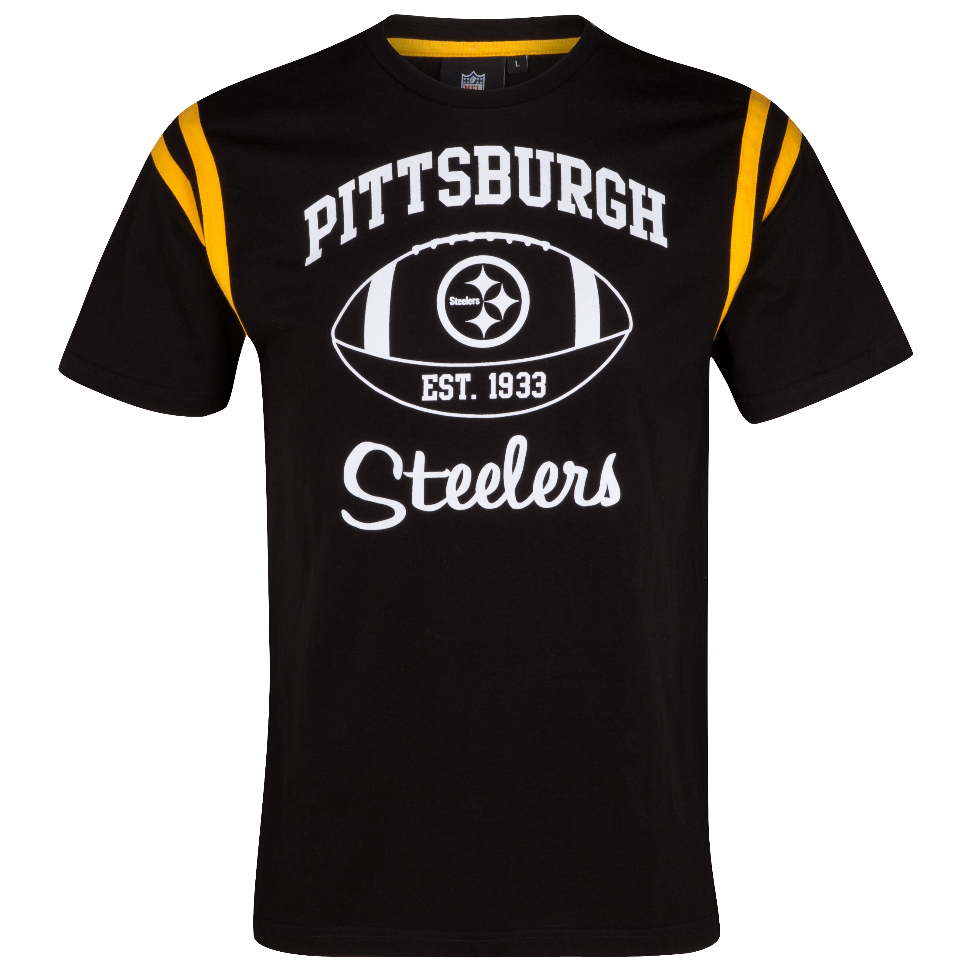 Pittsburgh Steelers Crown T-Shirt