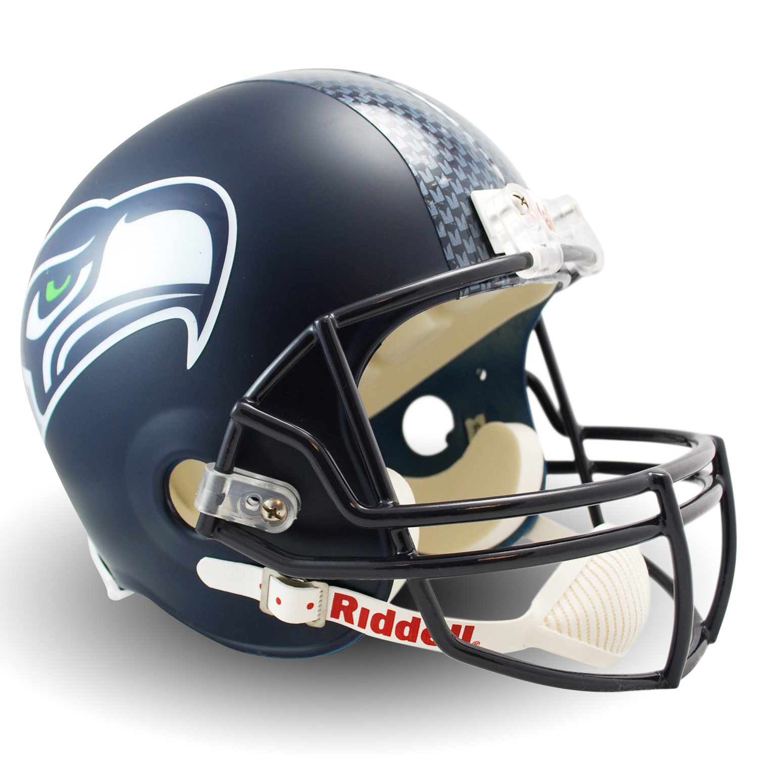 Seattle Seahawks Deluxe Replica Helmet