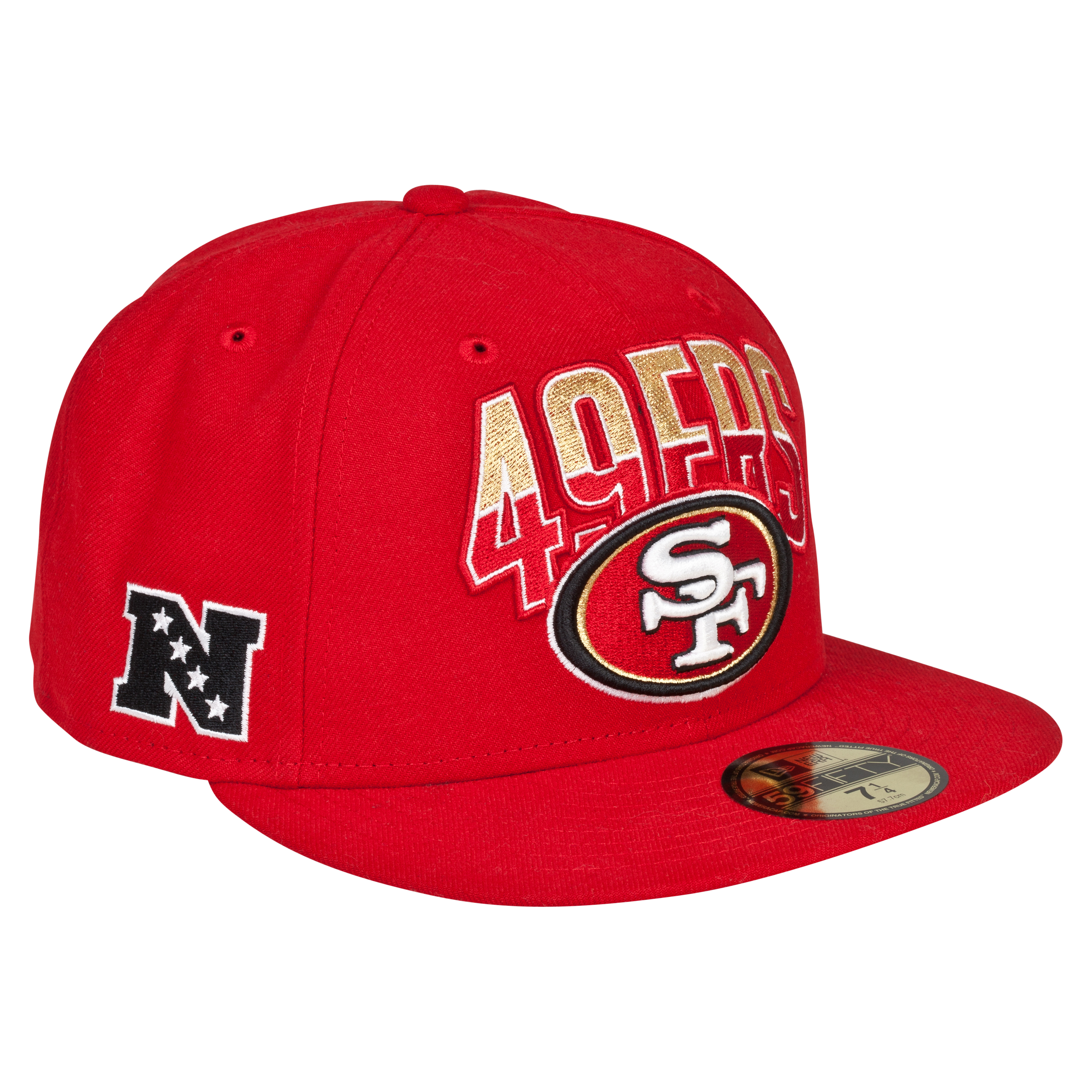 San Francisco 49ERS NFL Draft 59FIFTY Cap