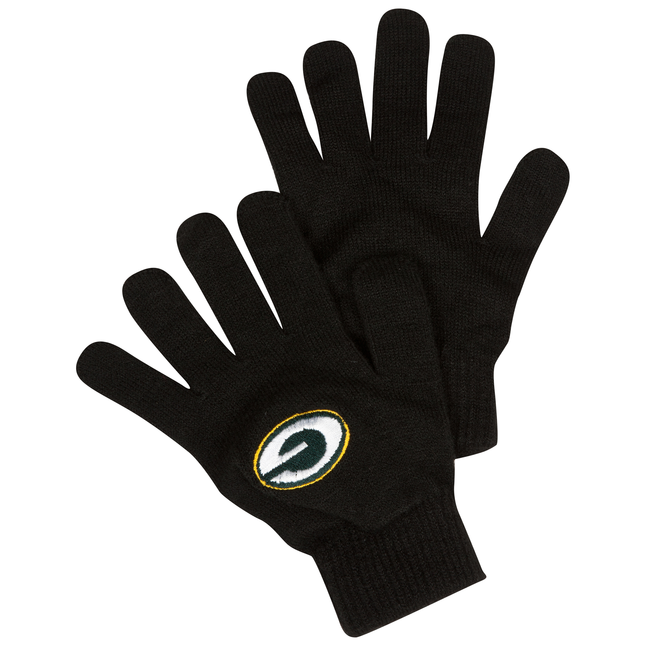 Green Bay Packers Basic Knit Glove