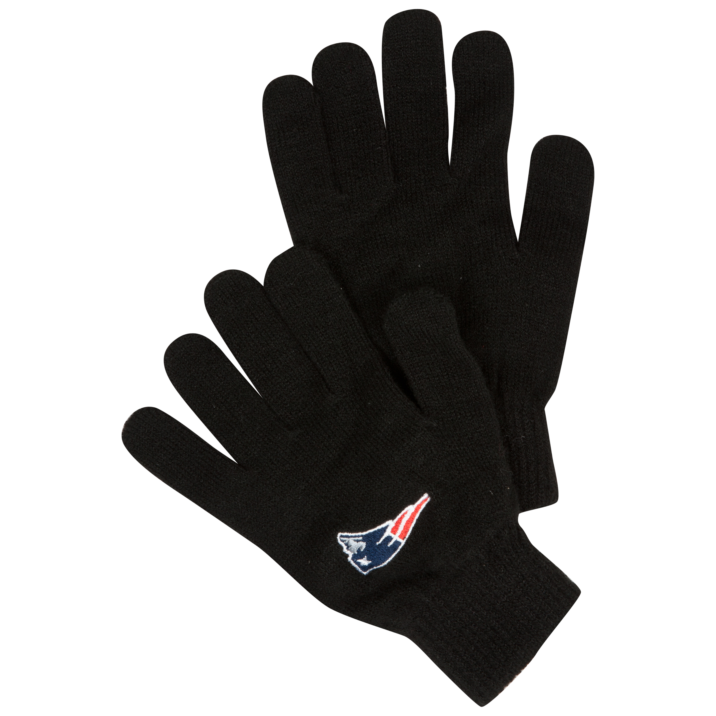 New England Patriots Basic Knit Glove