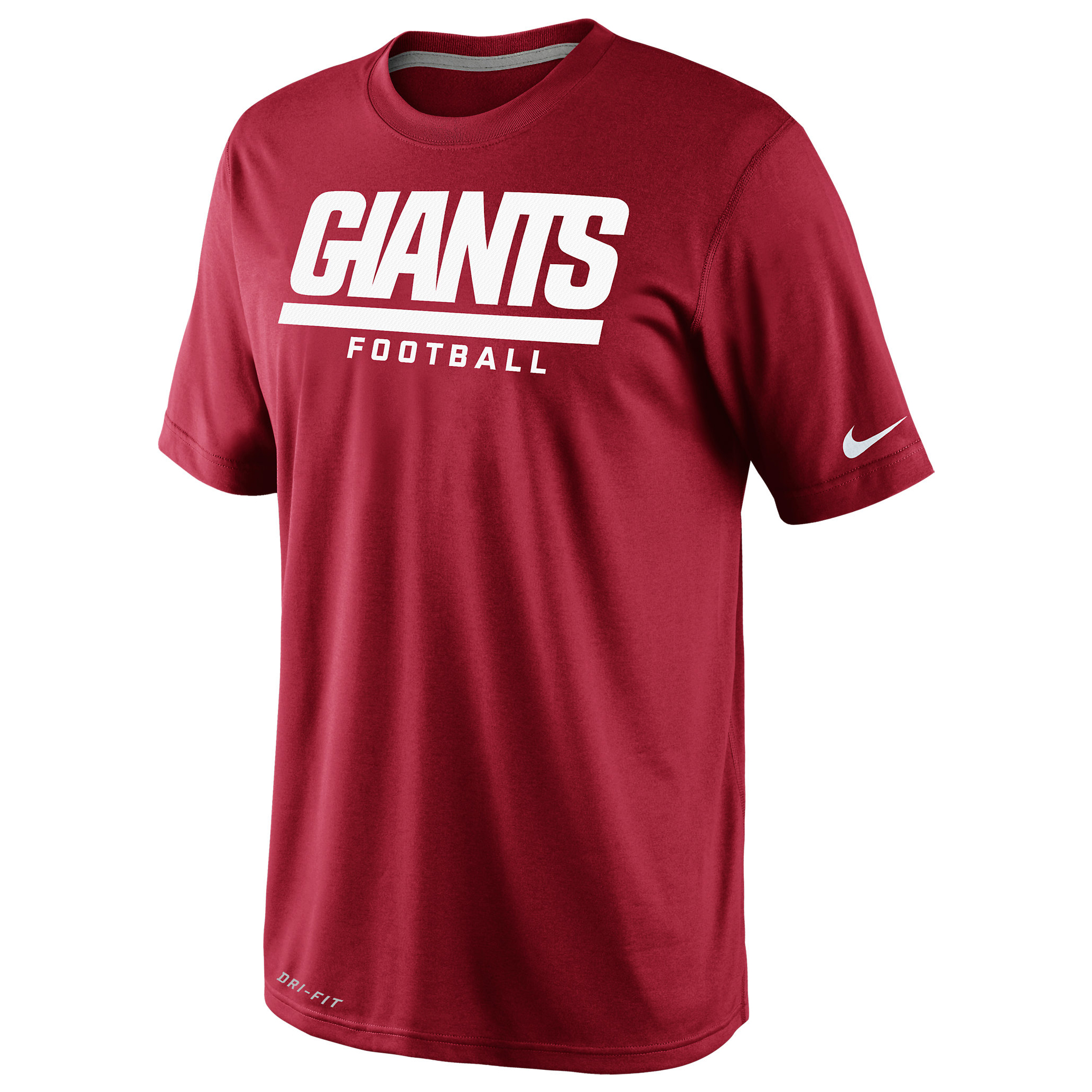 New York Giants Elite Font T-Shirt