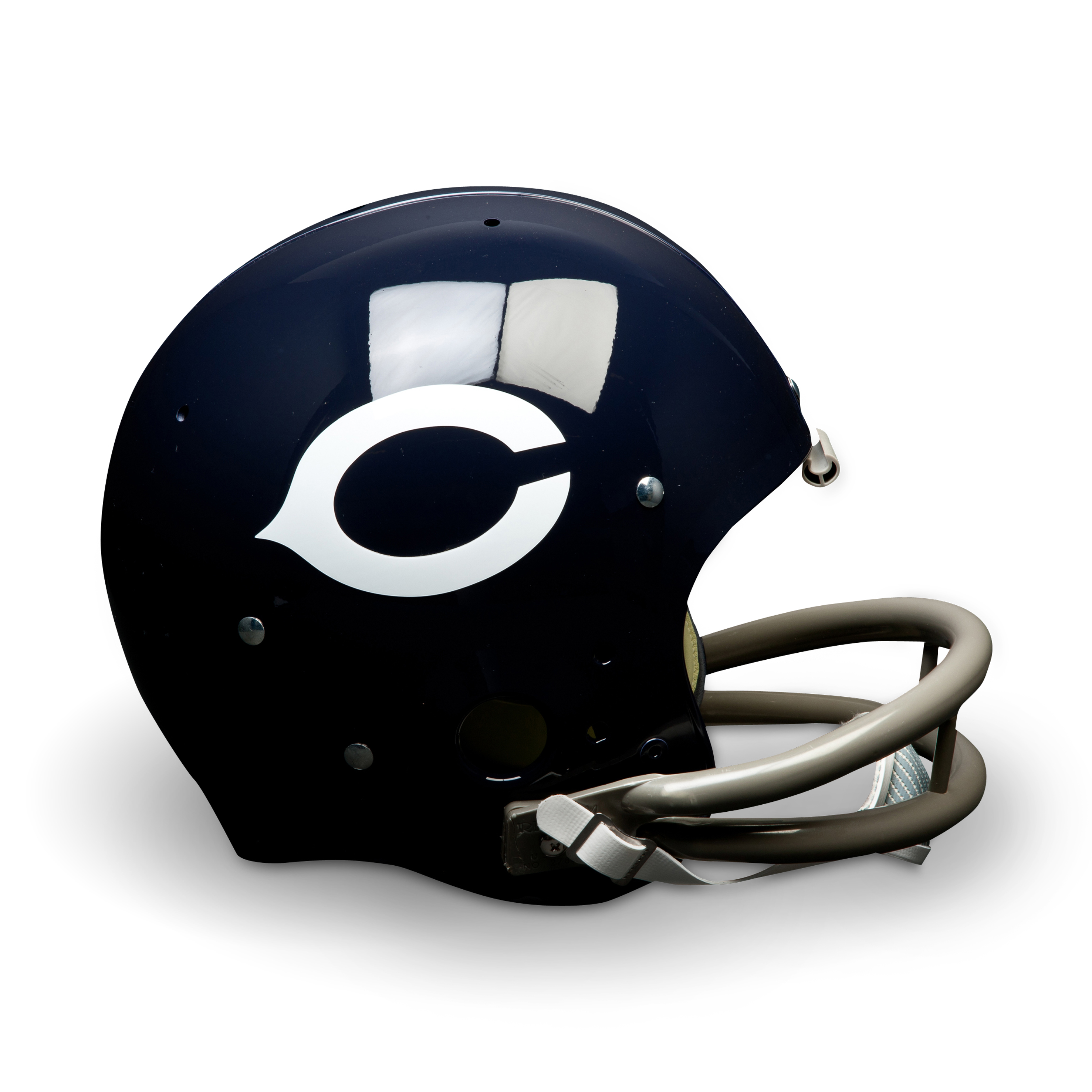 Chicago Bears 1962-73 Throwback Suspension Helmet