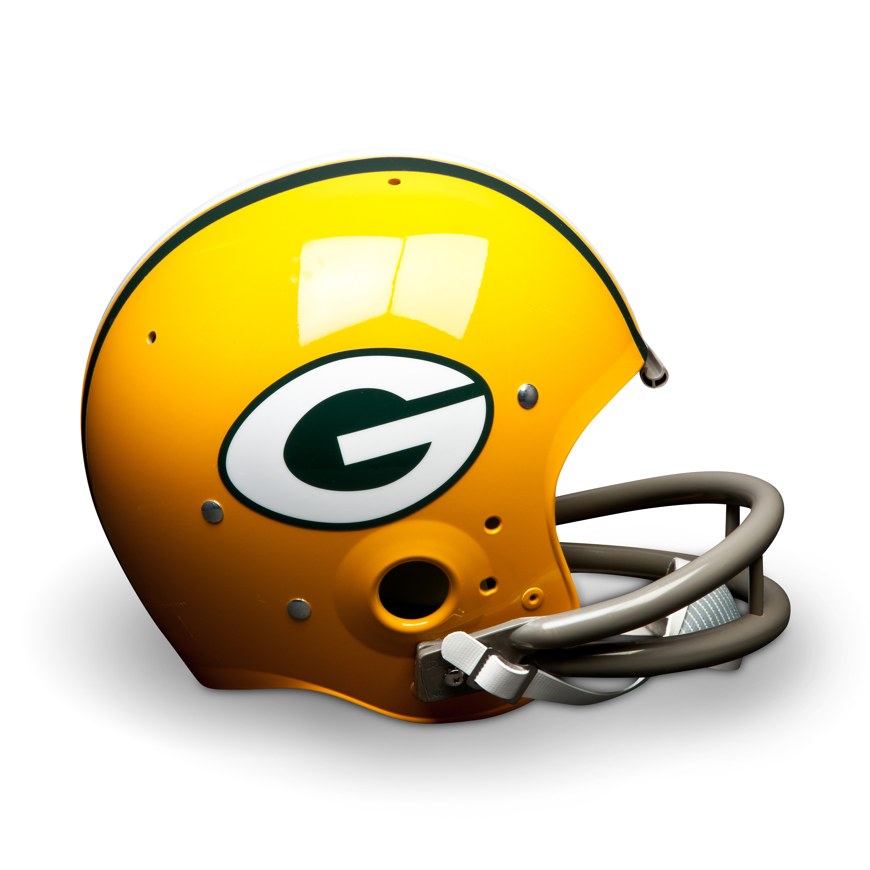 Green Bay Packers 1961-79 Throwback Suspension Helmet