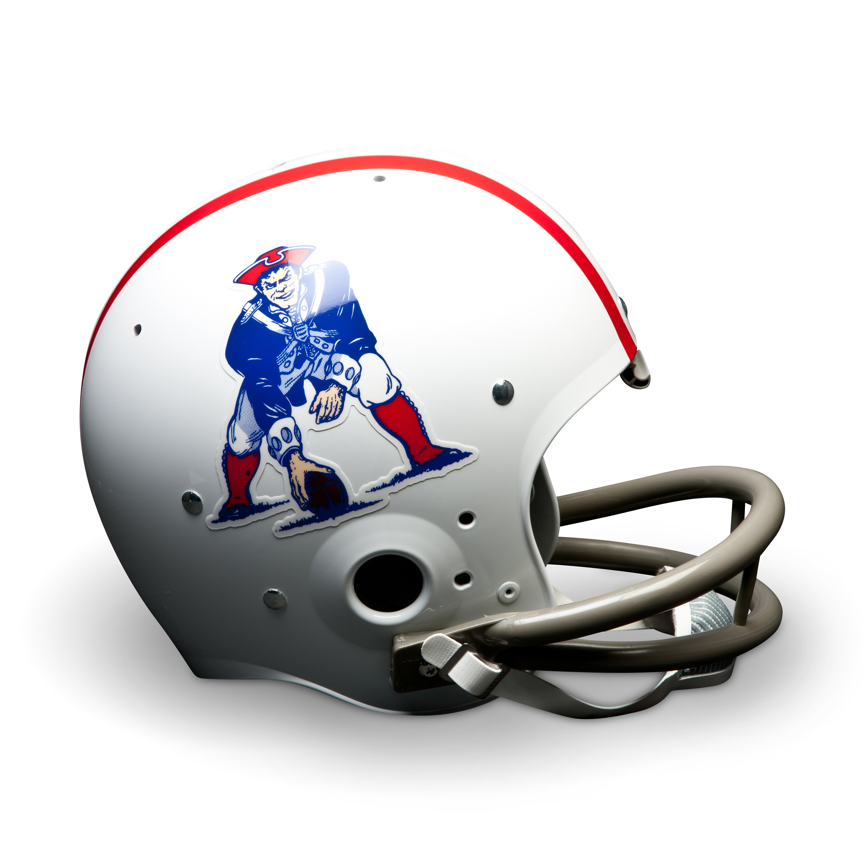 New England Patriots 1961-64 Throwback Suspension Helmet