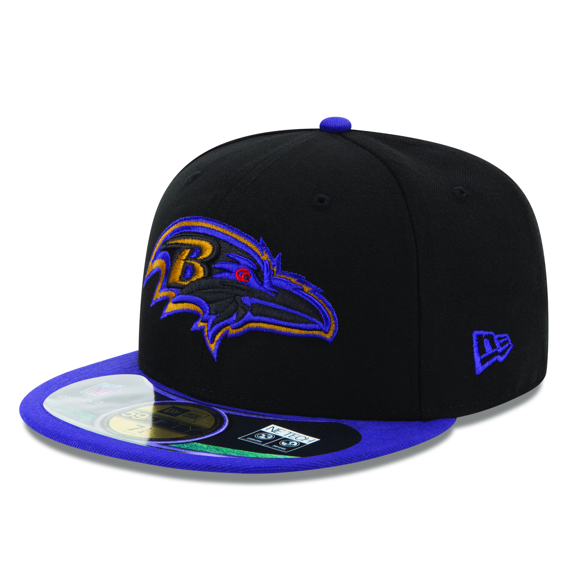 Baltimore Ravens New Era 59 FIFTY Fitted Thanksgiving Cap