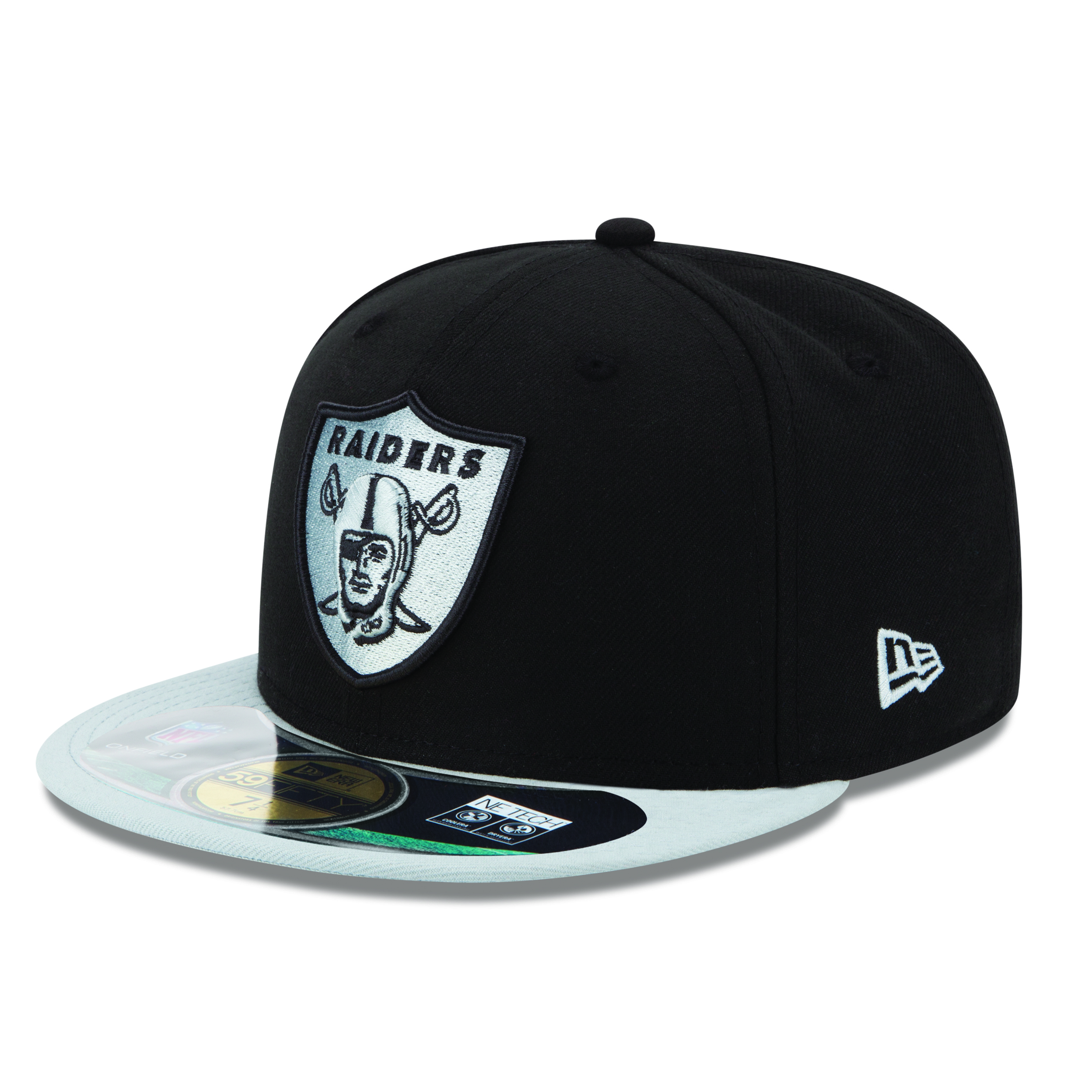 Oakland Raiders New Era 59 FIFTY Fitted Thanksgiving Cap
