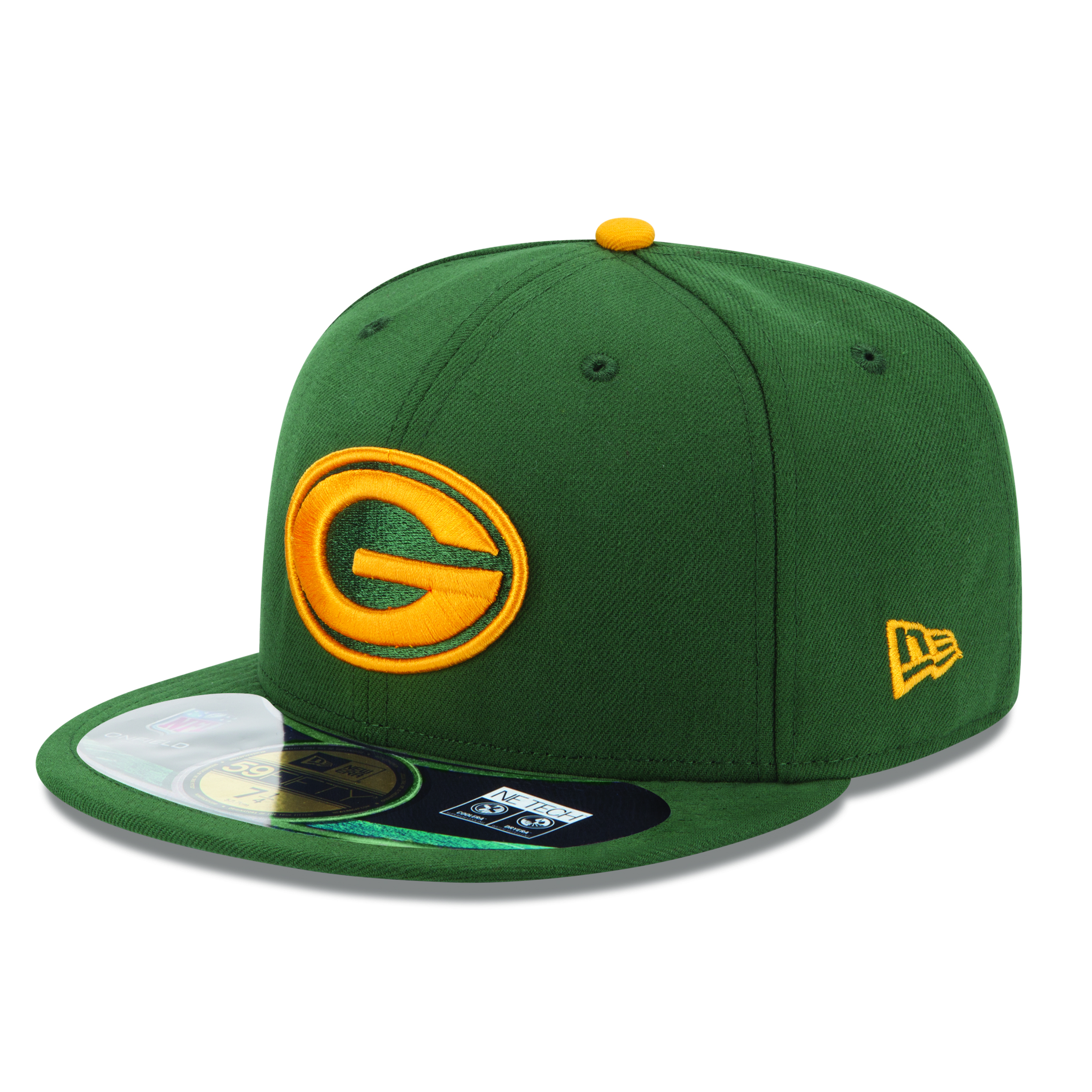 Green Bay Packers New Era 59 FIFTY Fitted Thanksgiving Cap