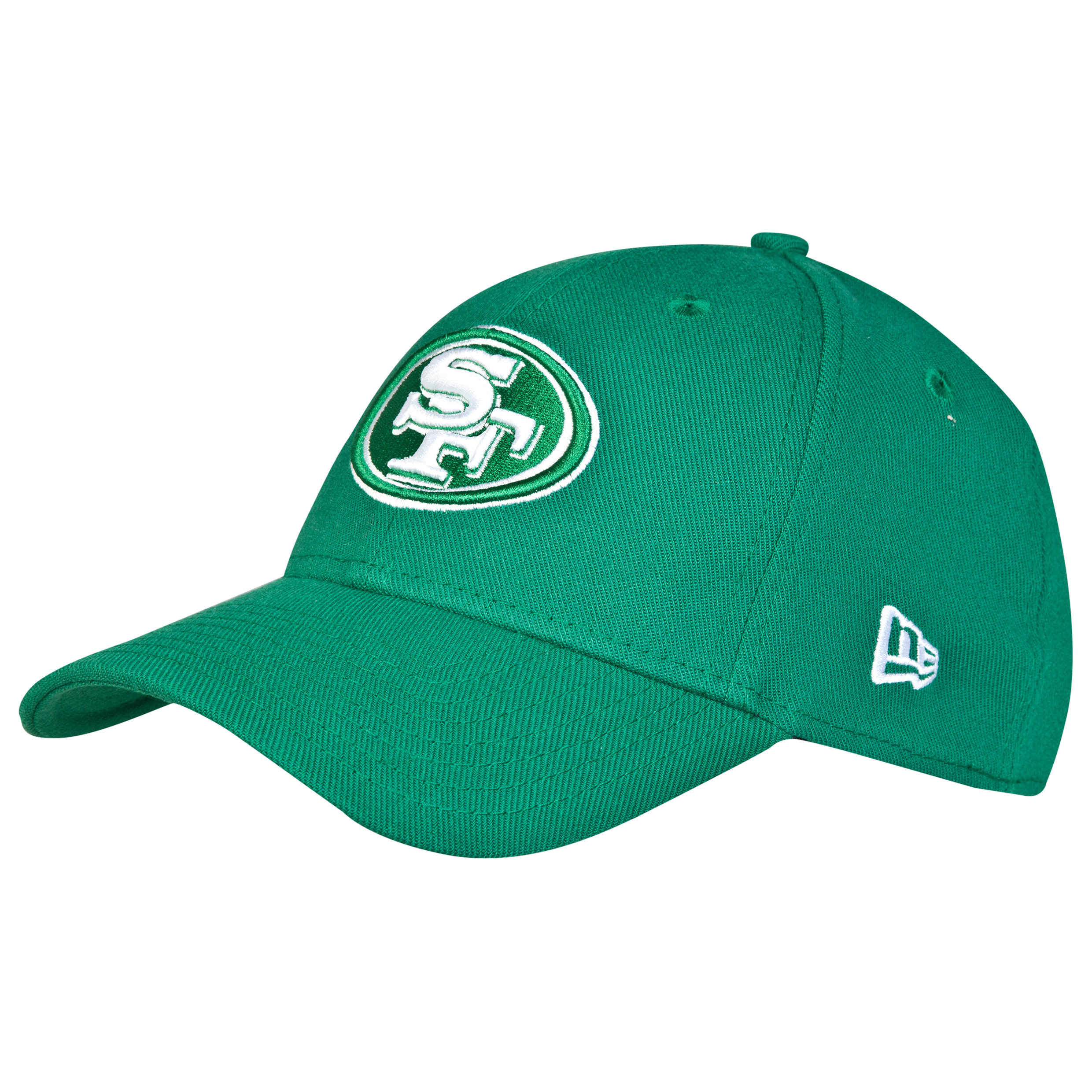 San Francisco 49ers New Era 39THIRTY Grafpop Classic St Pattys Stretch Fit Cap