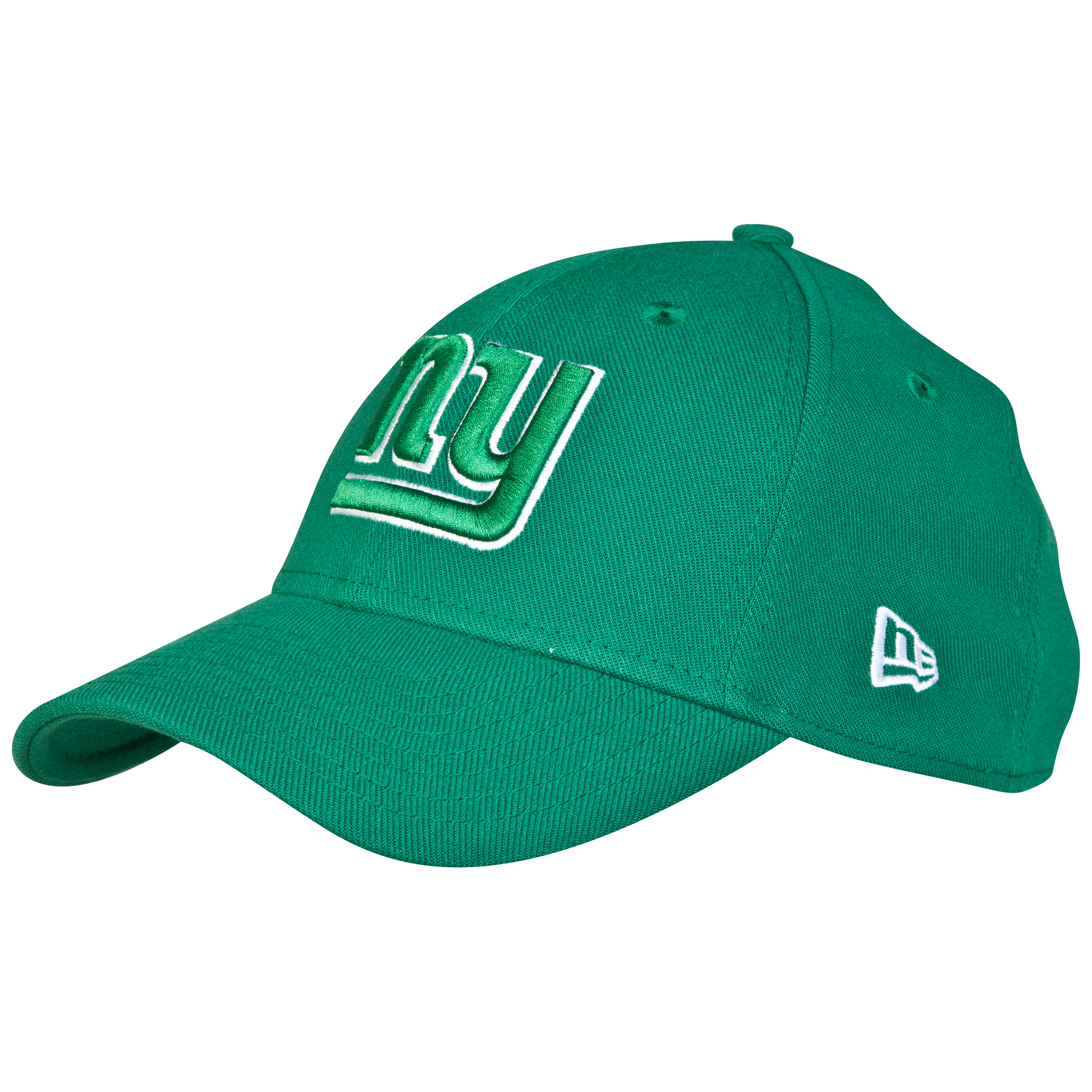 New York Giants New Era 39THIRTY Grafpop Classic St Pattys Stretch Fit Cap