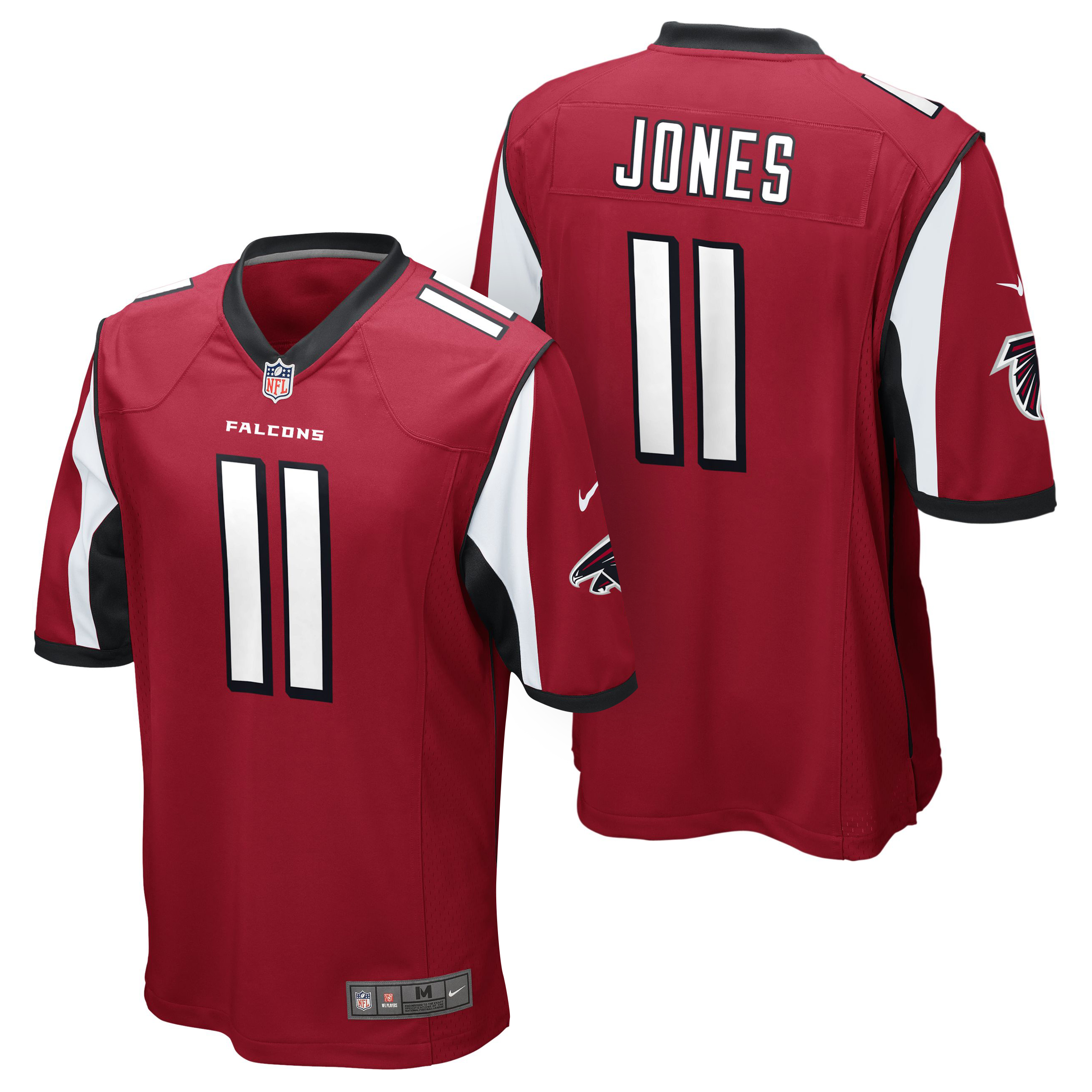 Atlanta Falcons Home Game Jersey - Julio Jones