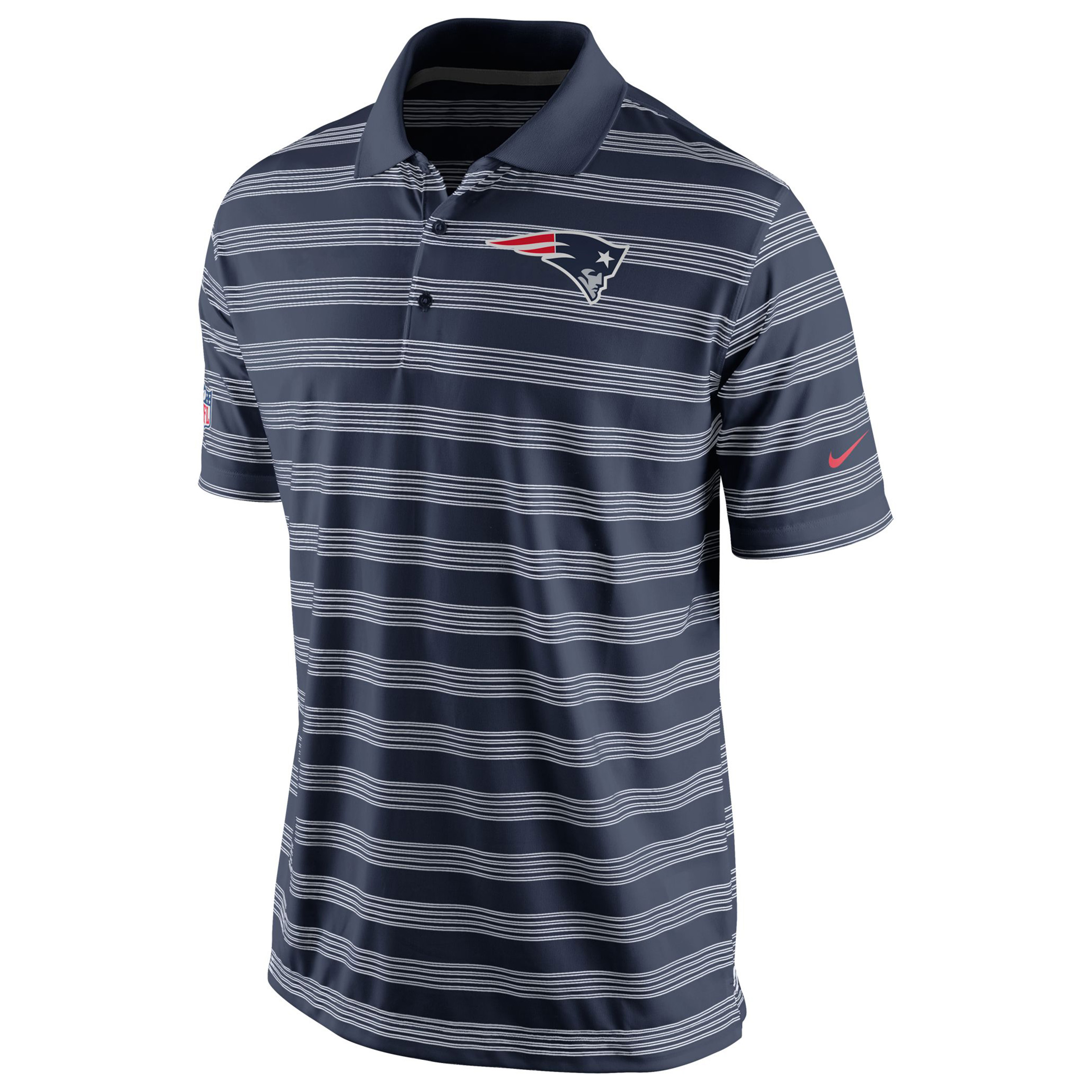 New England Patriots Pre Season Polo