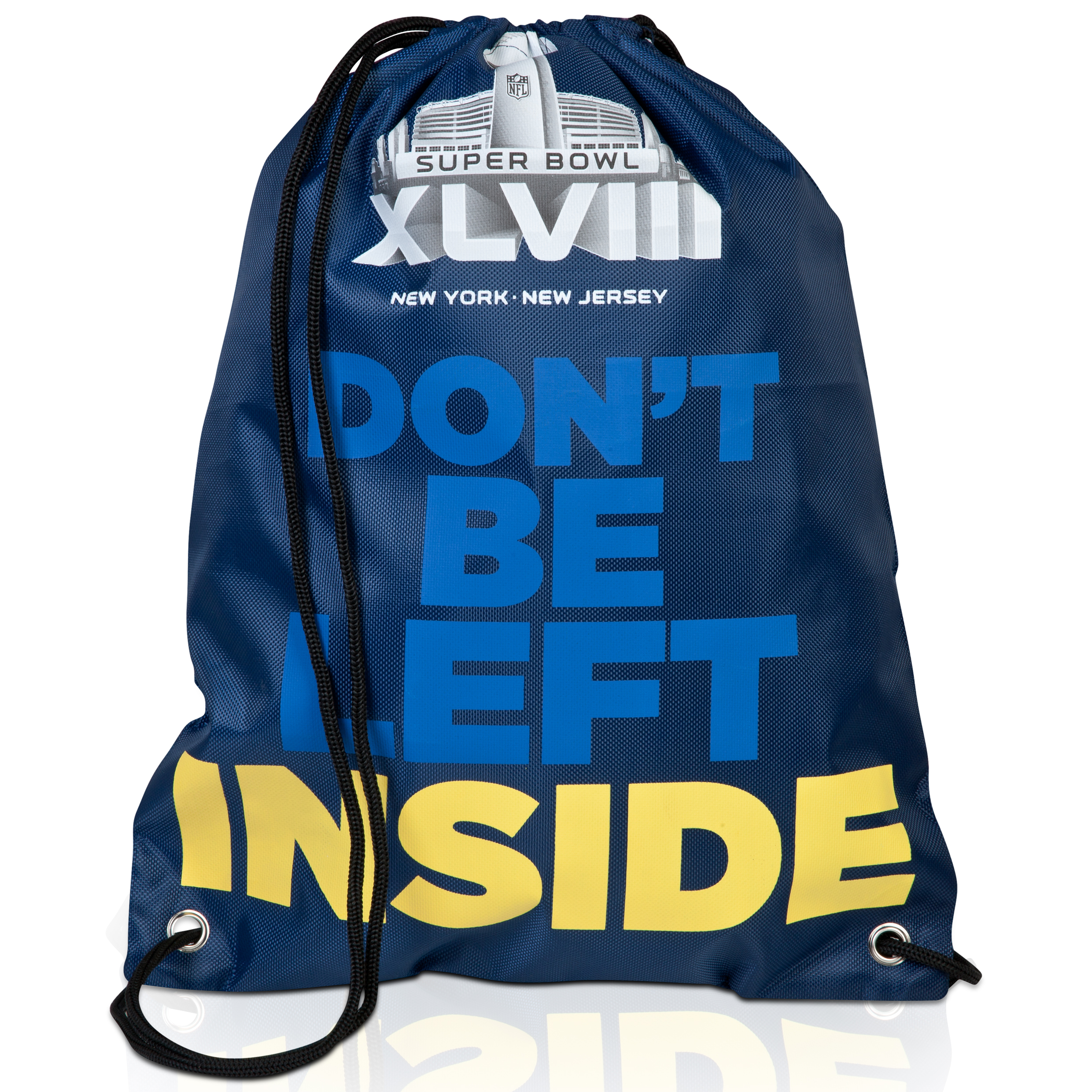 NFL Super Bowl XLVIII Drawstring Backpack