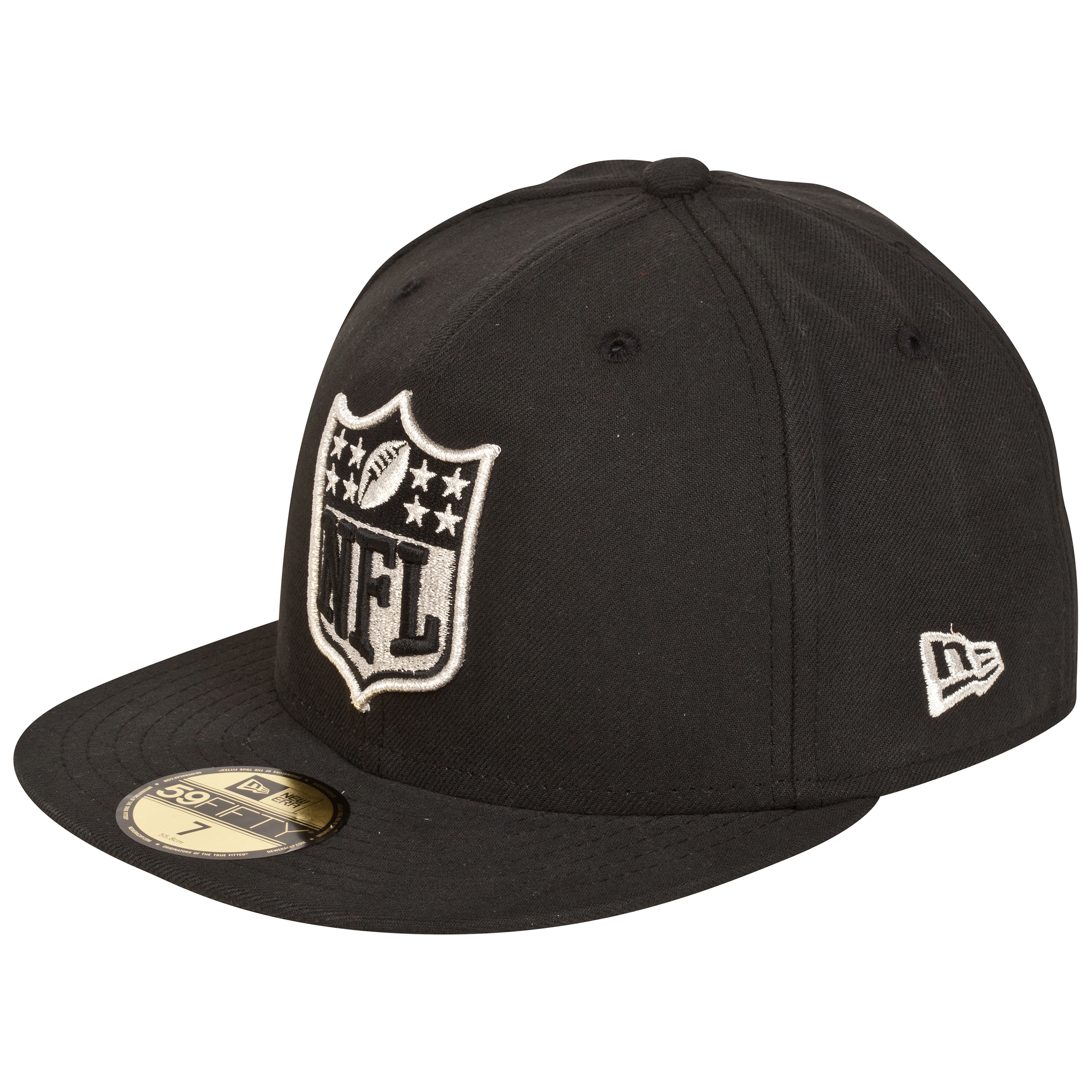 NFL Shield 59FIFTY Fitted Cap