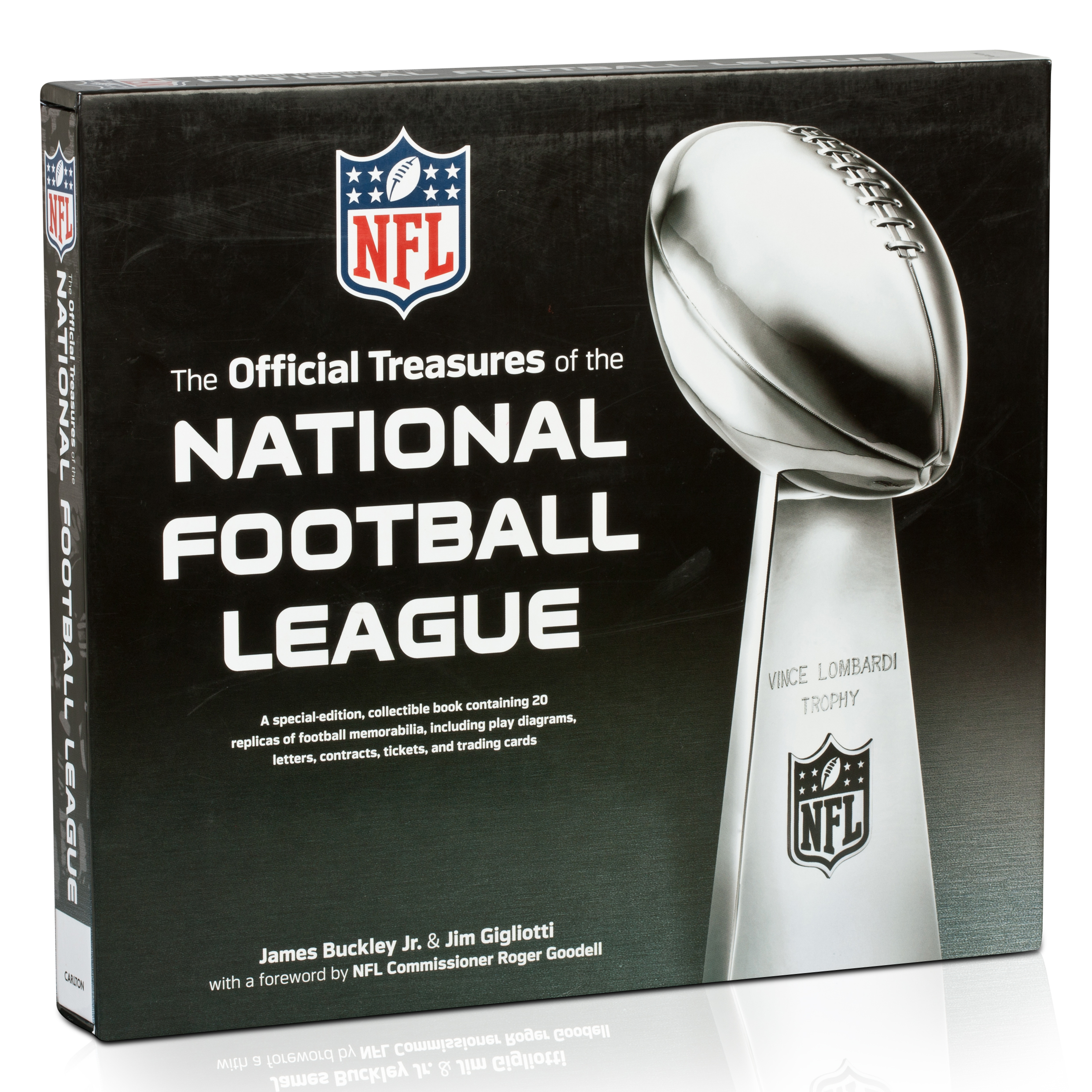 NFL The Treasures of the National Football League