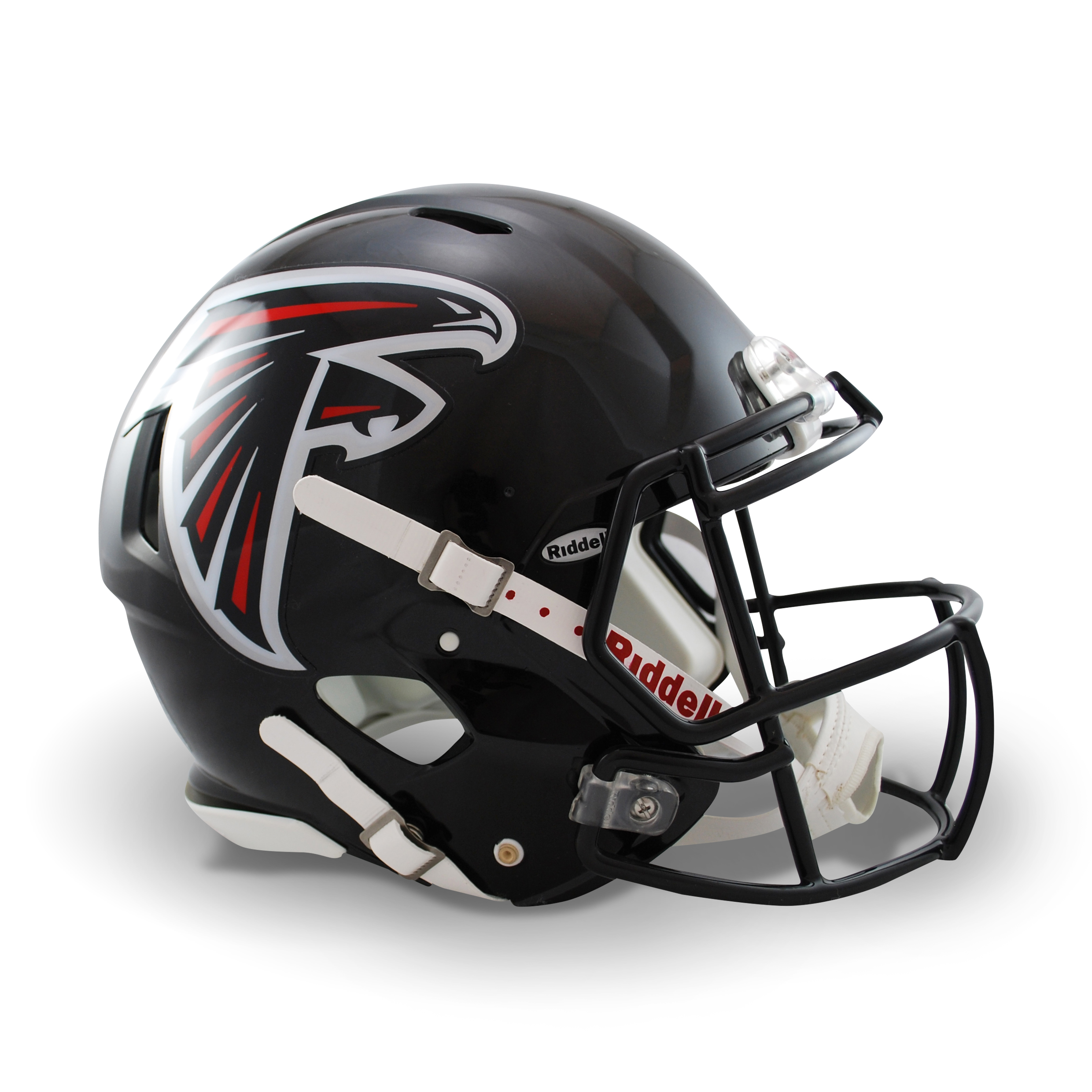 Atlanta Falcons Full Size Authentic Speed Helmet