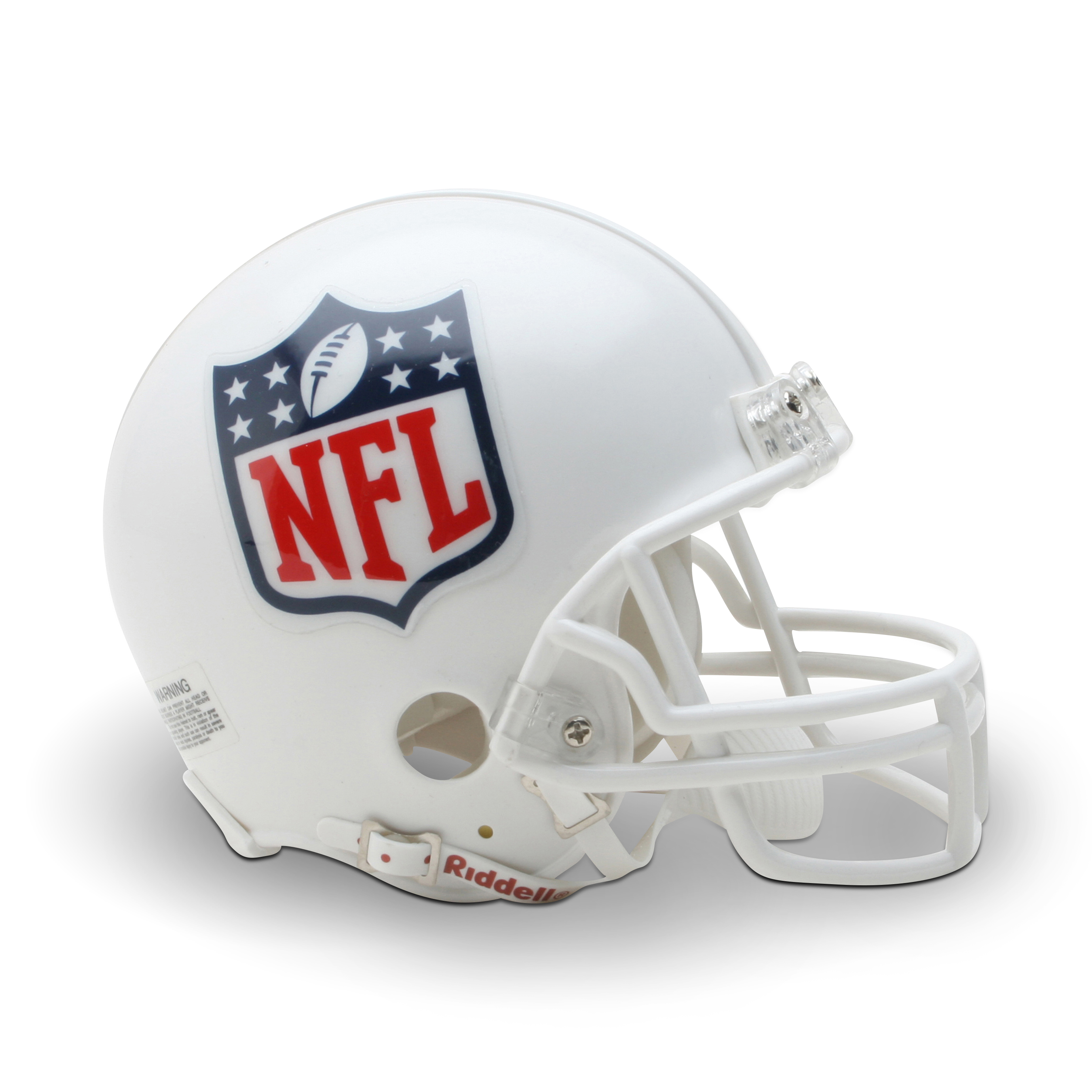 NFL Shield VSR4 Mini Helmet