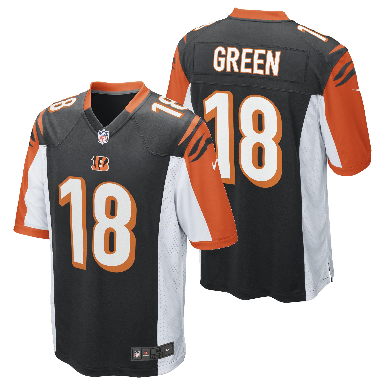 Cincinnati Bengals Home Game Jersey - AJ Green