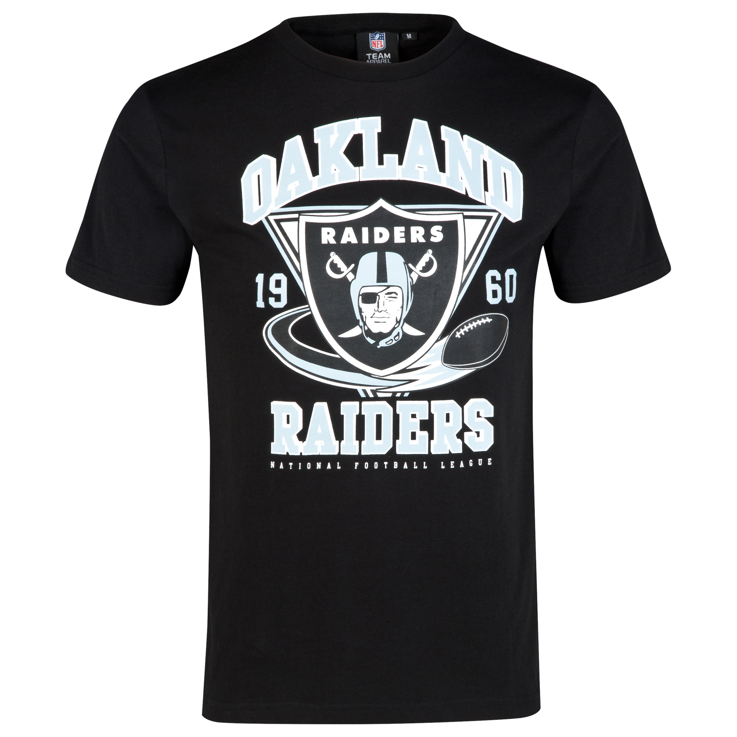 Oakland Raiders Cullen Crew T-Shirt