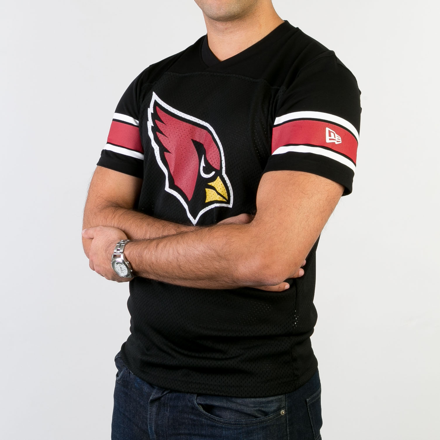 Arizona Cardinals New Era Supporters Jersey
