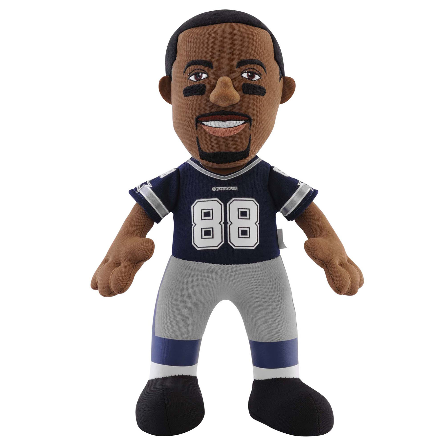 Dallas Cowboys Bleacher Creature Plush - Dez Bryant