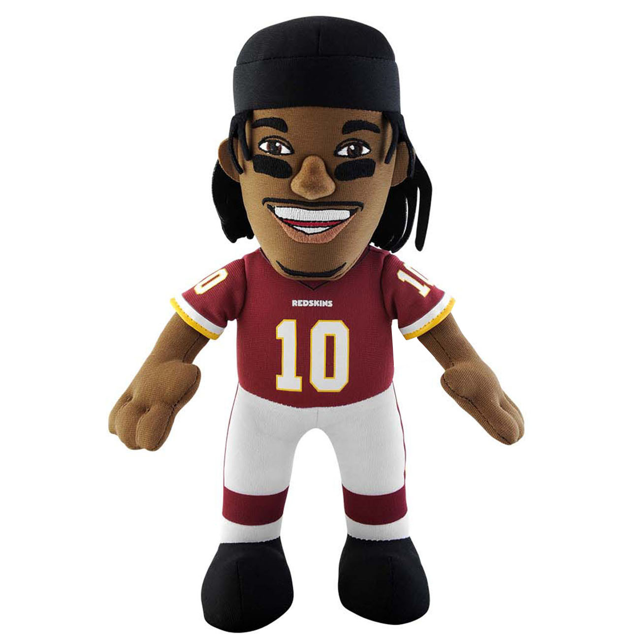 Washington Redskins Bleacher Creature 10 inch Plush - Robert Griffin III