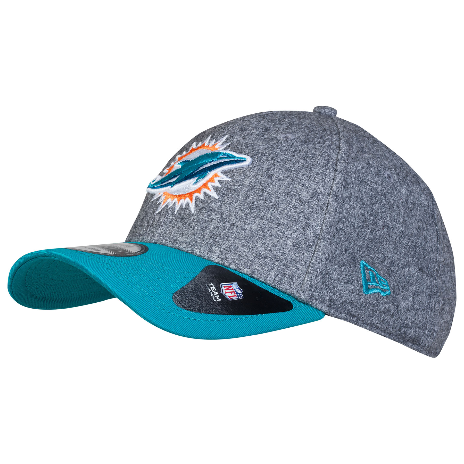 Miami Dolphins International Series 2014 New Era Meltop 39THIRTY Cap