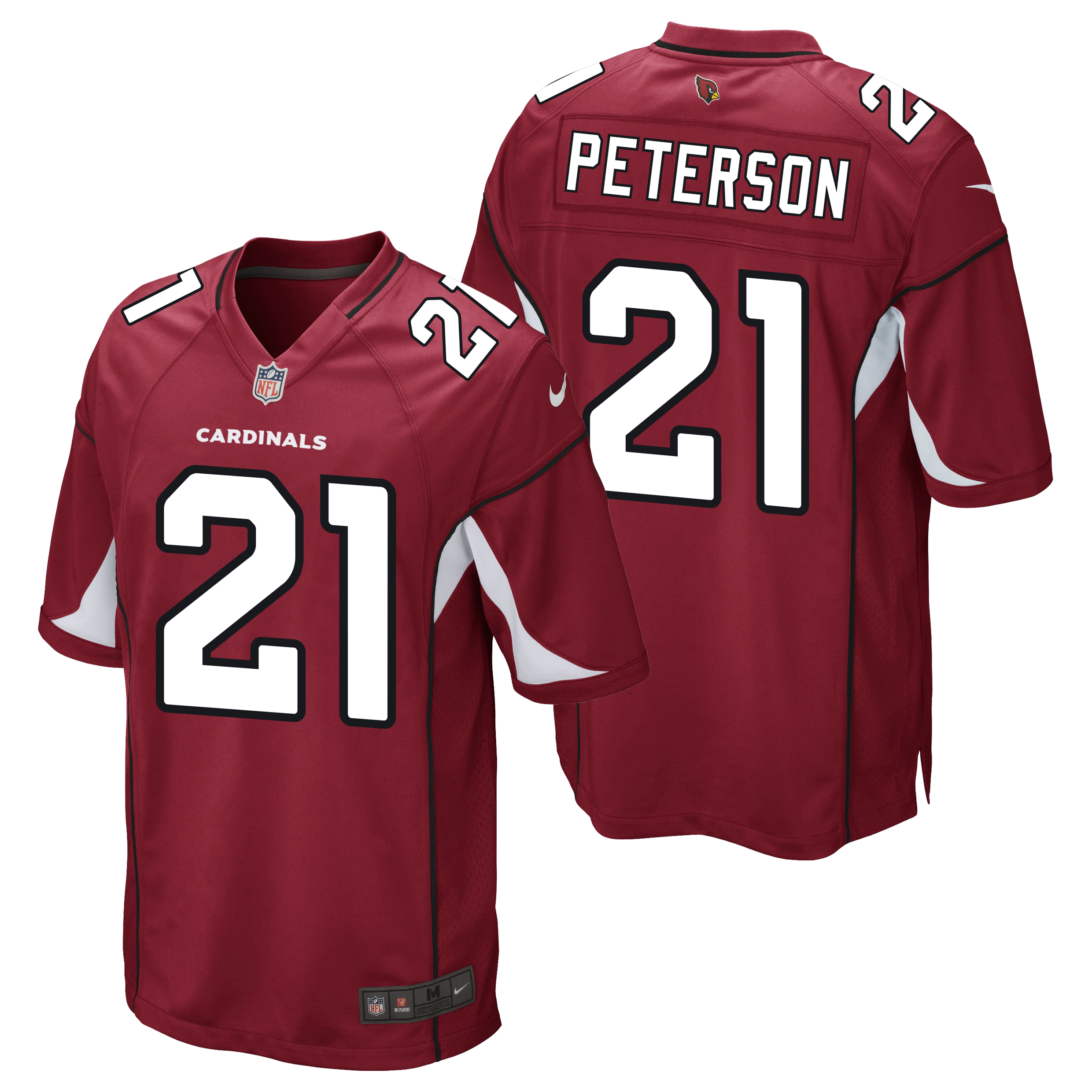 Arizona Cardinals Home Game Jersey - Patrick Peterson
