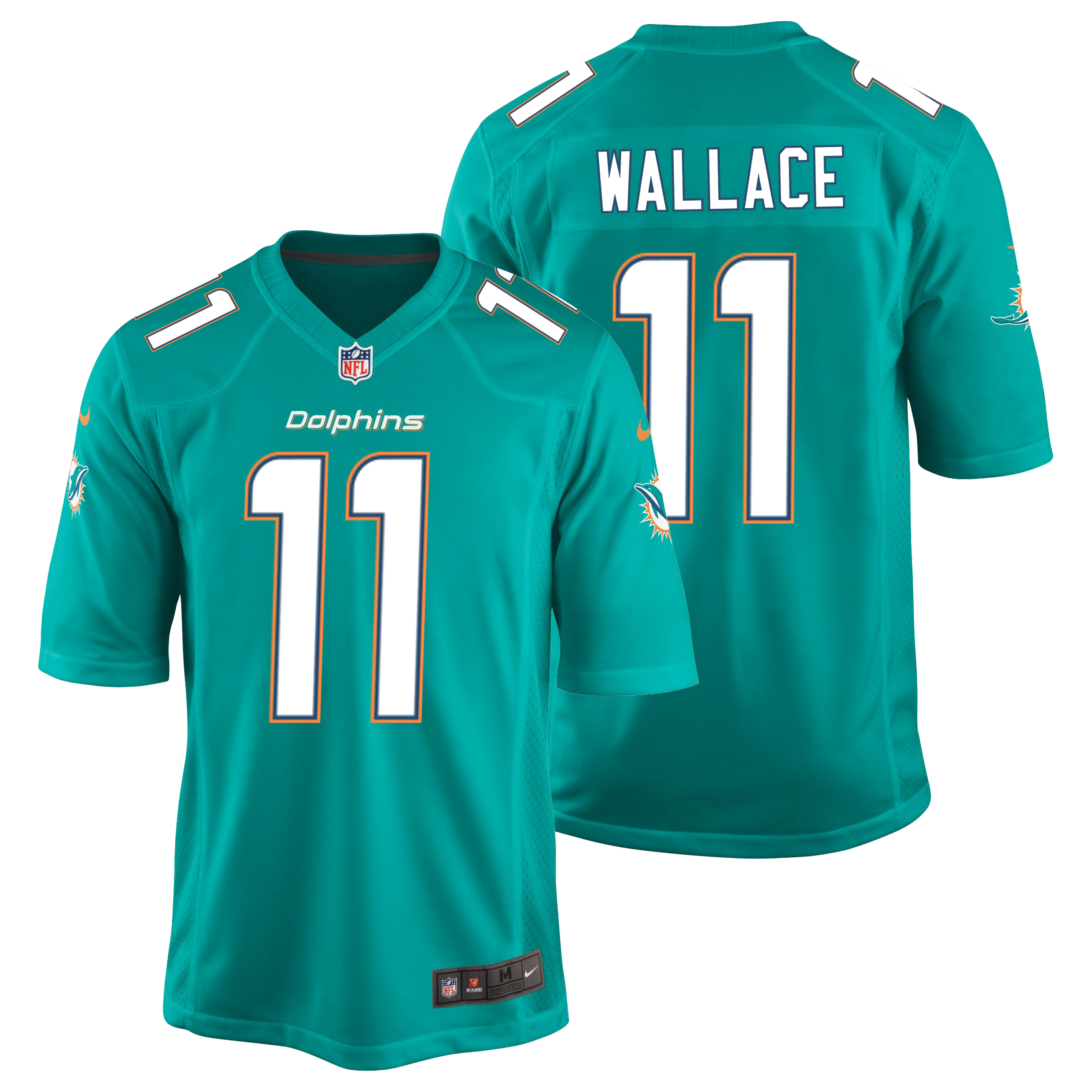 Miami Dolphins Home Game Jersey - Mike Wallace