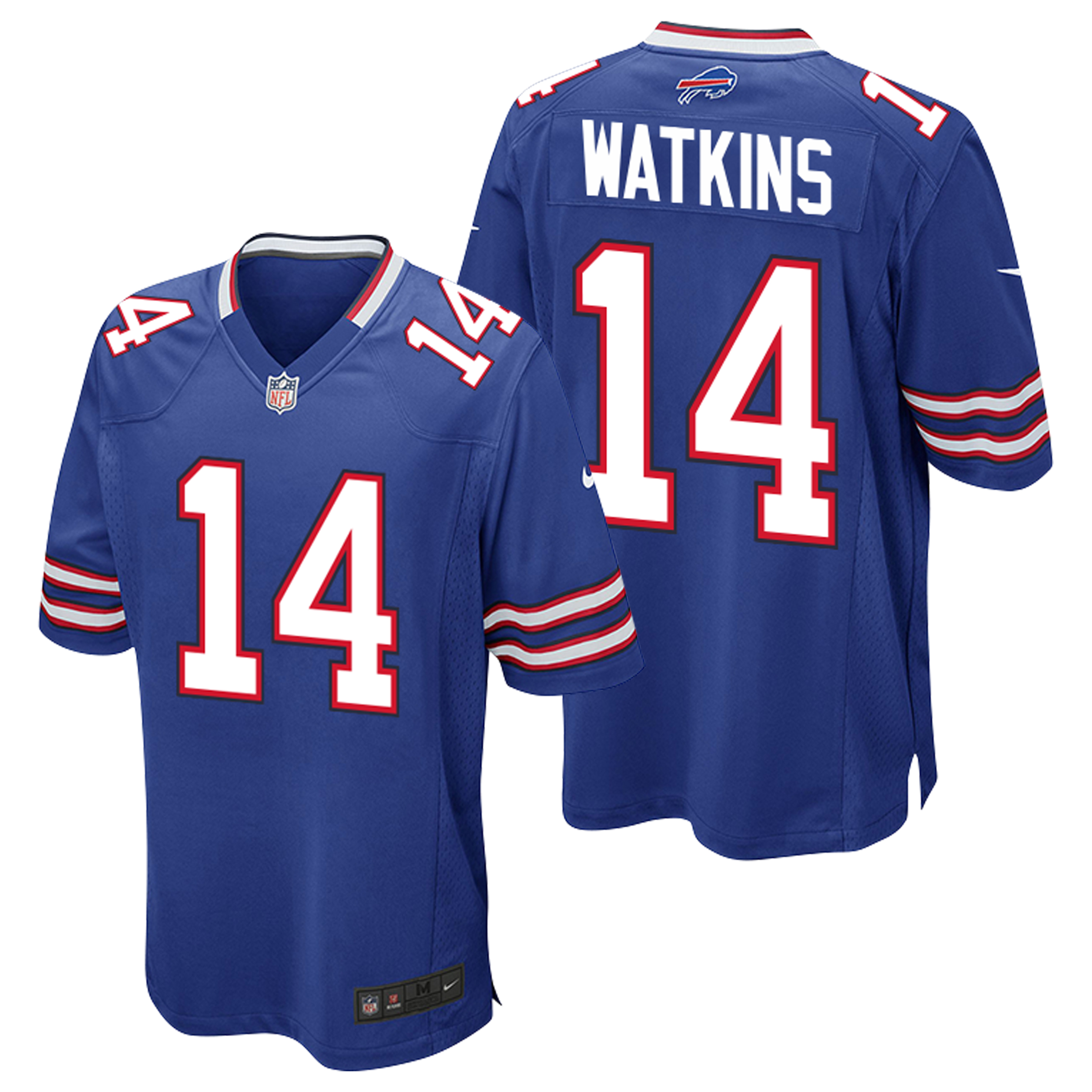 Buffalo Bills Home Game Jersey - Sammy Watkins