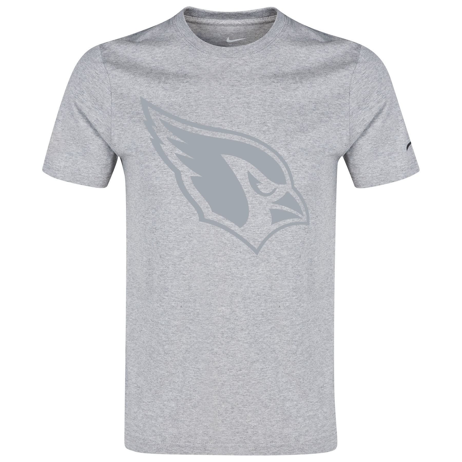 Arizona Cardinals Warp Speed T-Shirt Lt Grey