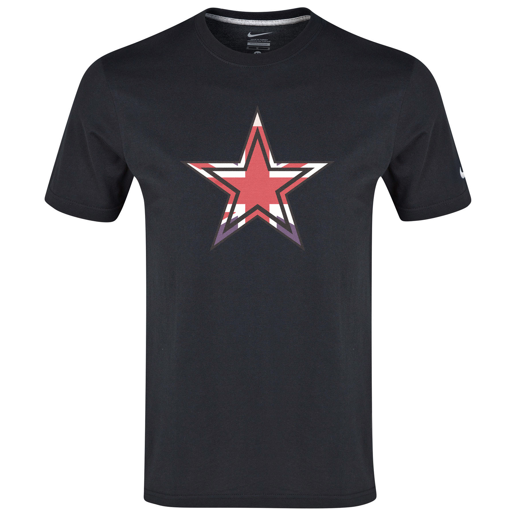 Dallas Cowboys Nike ISG Union Jack T-Shirt Black