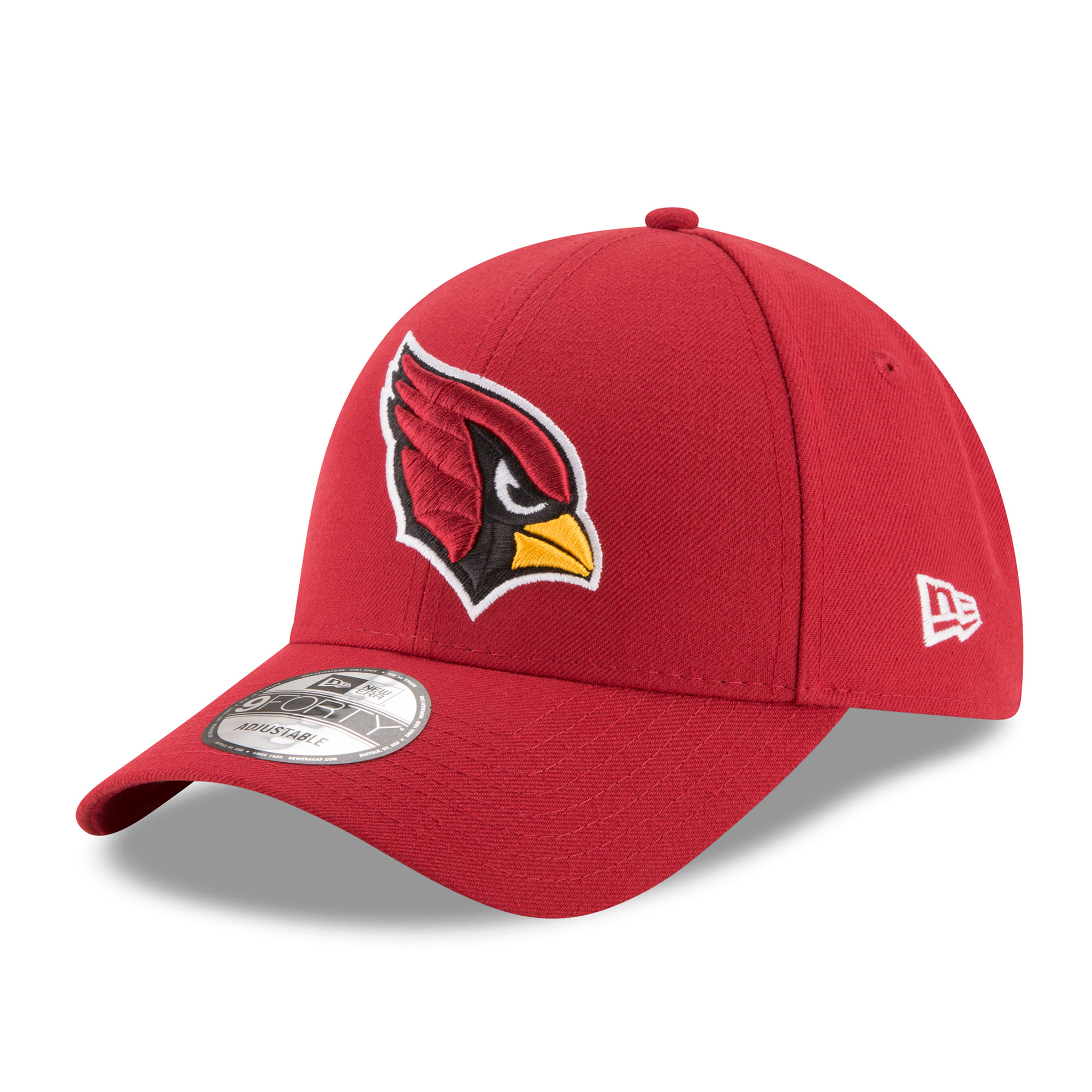 Arizona Cardinals First Down 9FORTY Adjustable Cap