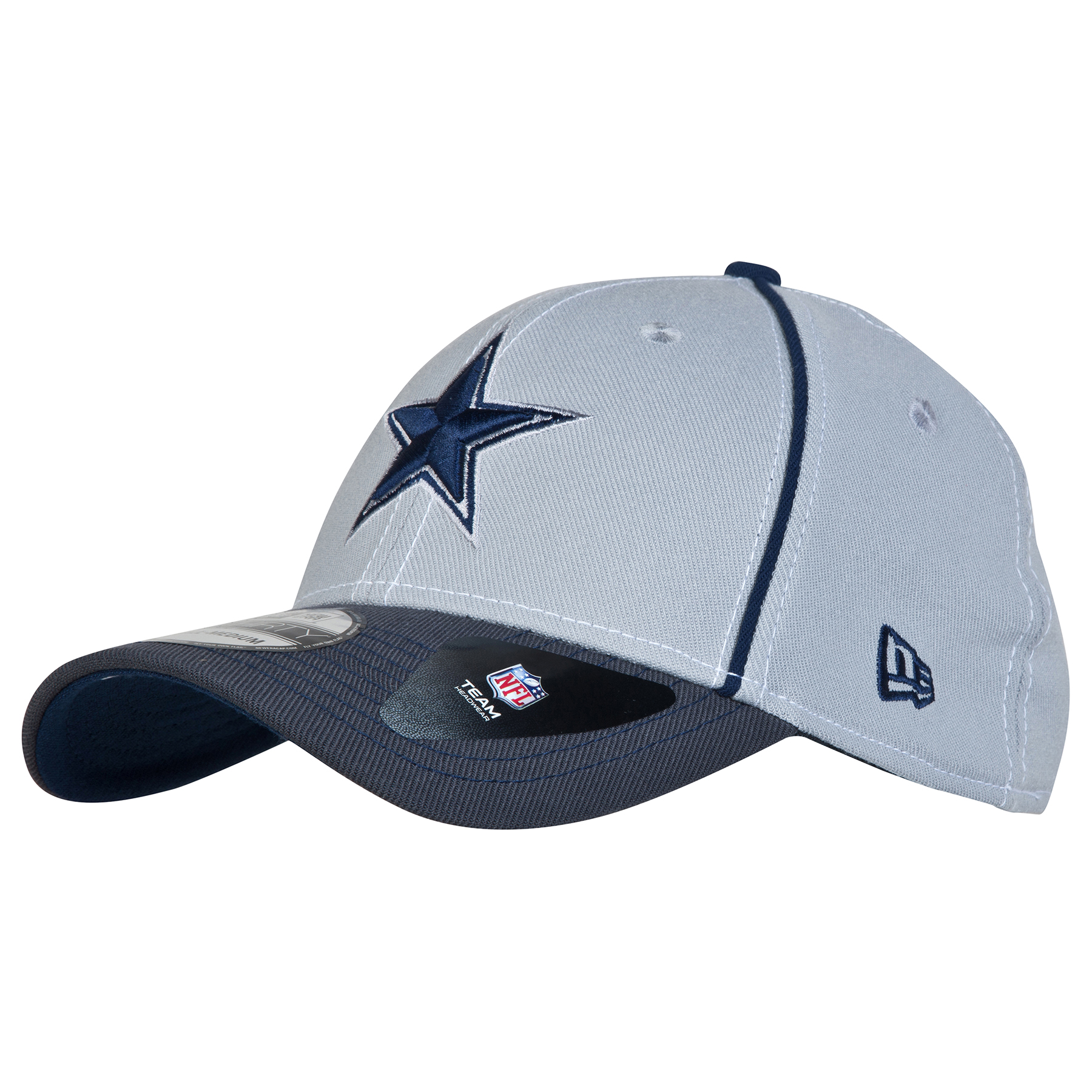 Dallas Cowboys Grafpipe Classic 39THIRTY Stretch Fit Cap