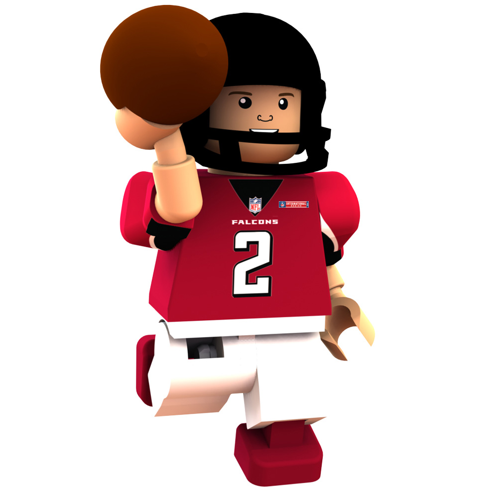 Atlanta Falcons International Series - Matt Ryan Minifigure