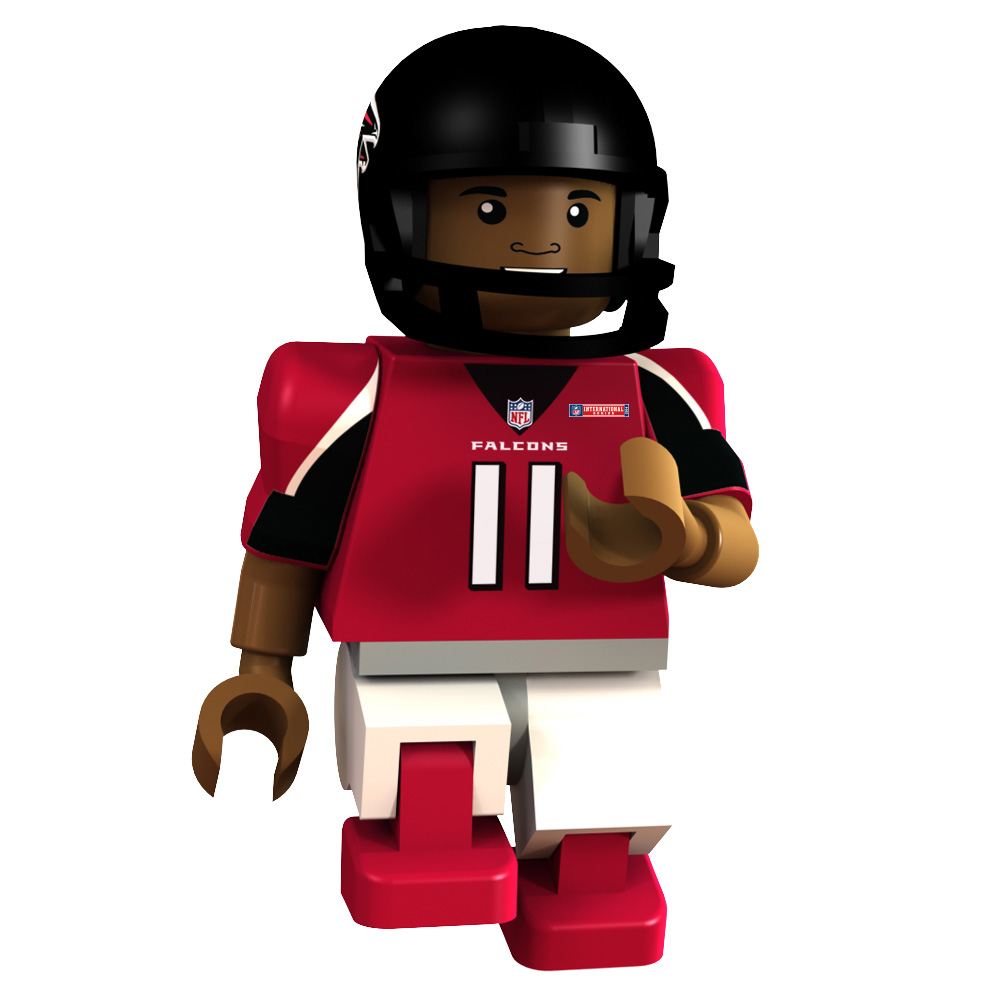 Atlanta Falcons International Series - Julio Jones Minifigure