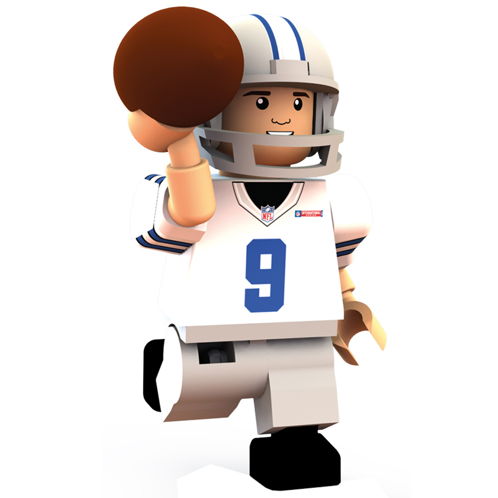 Dallas Cowboys International Series - Tony Romo Minifigure