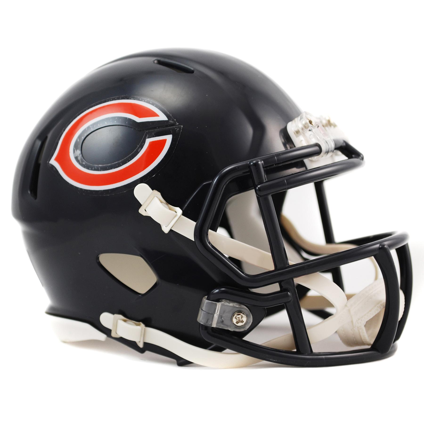 Chicago Bears Speed-Minihelm