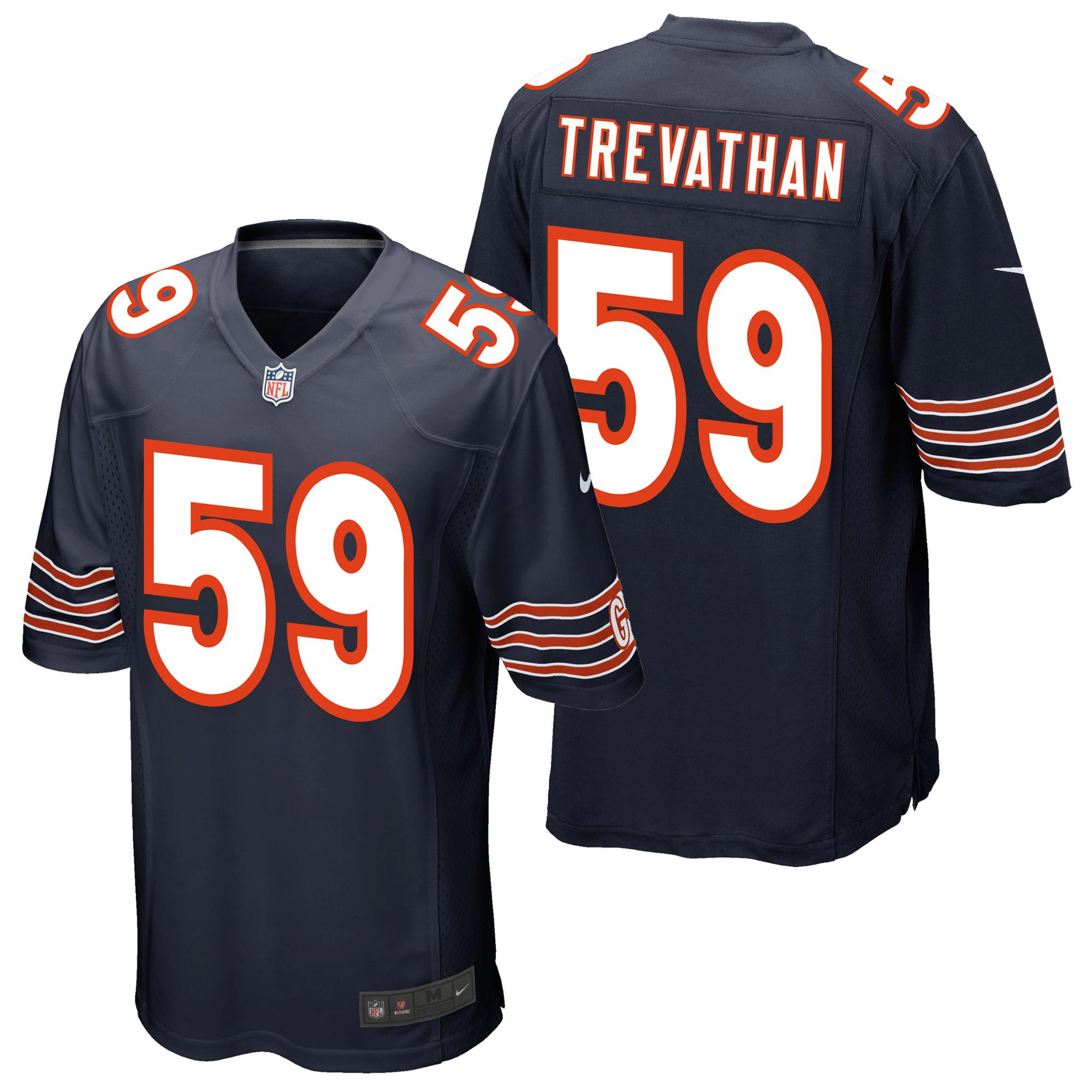 Chicago Bears Heimtrikot – Danny Trevathan