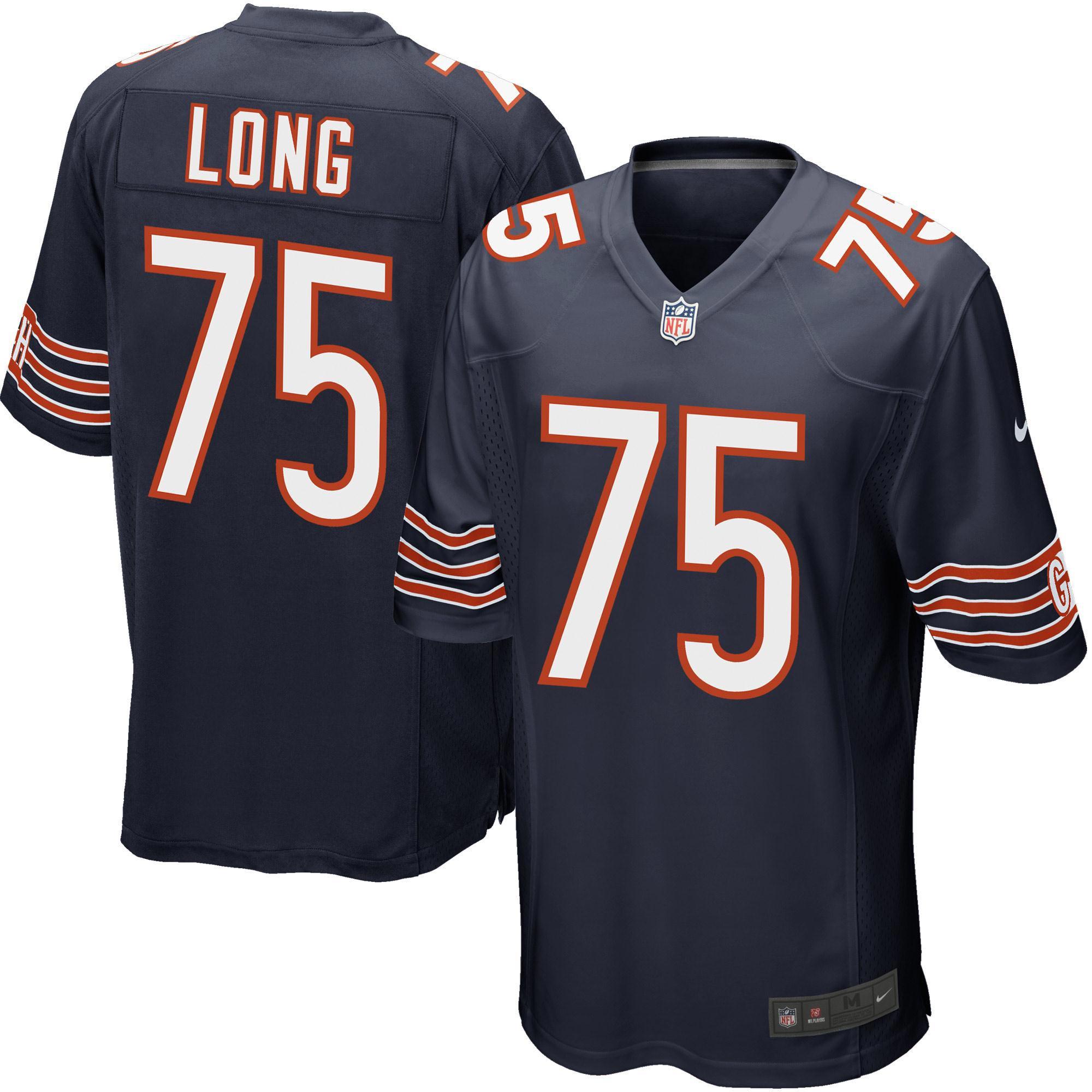 Chicago Bears Heimtrikot – Kyle Long