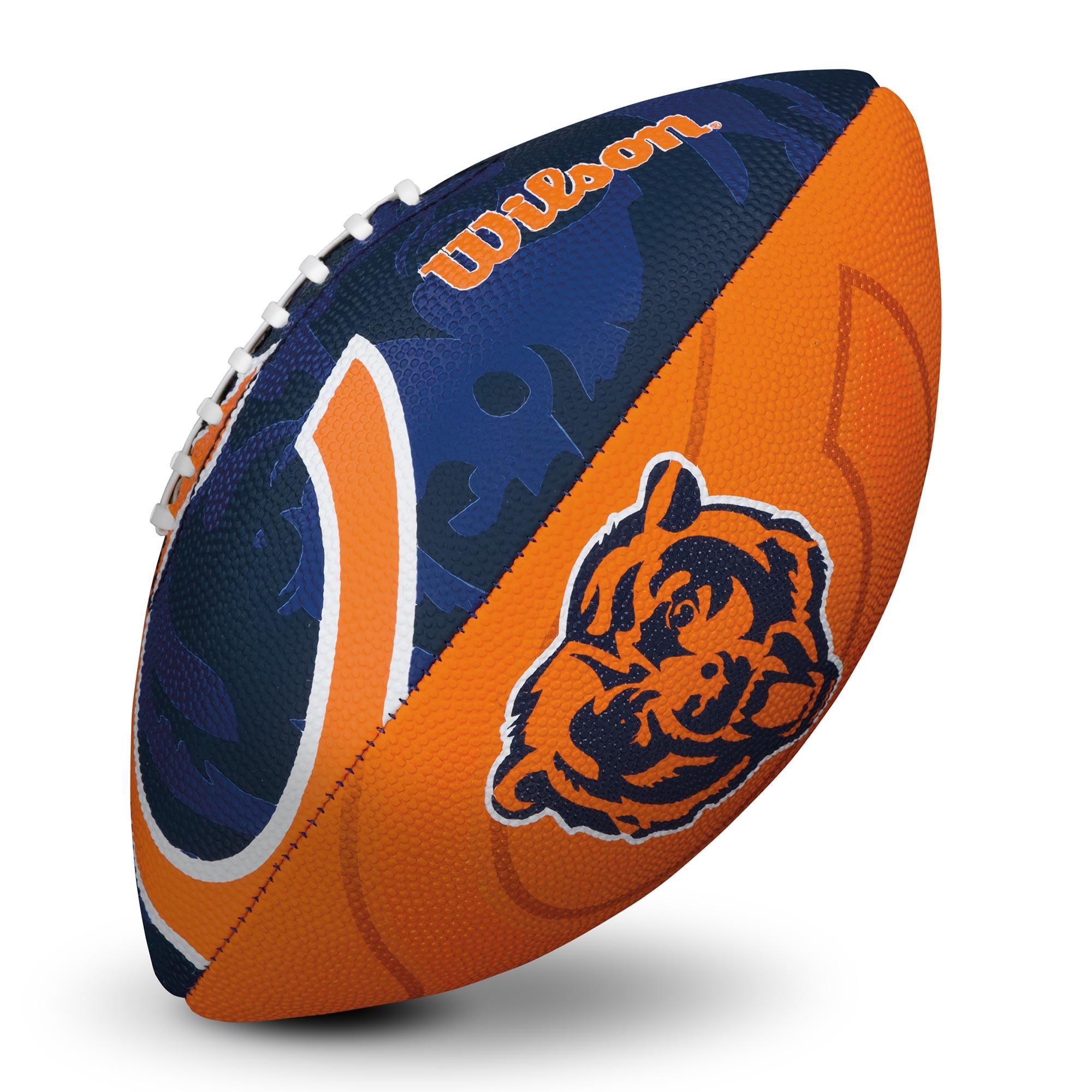 Chicago Bears Football mit Teamlogo für Kinder