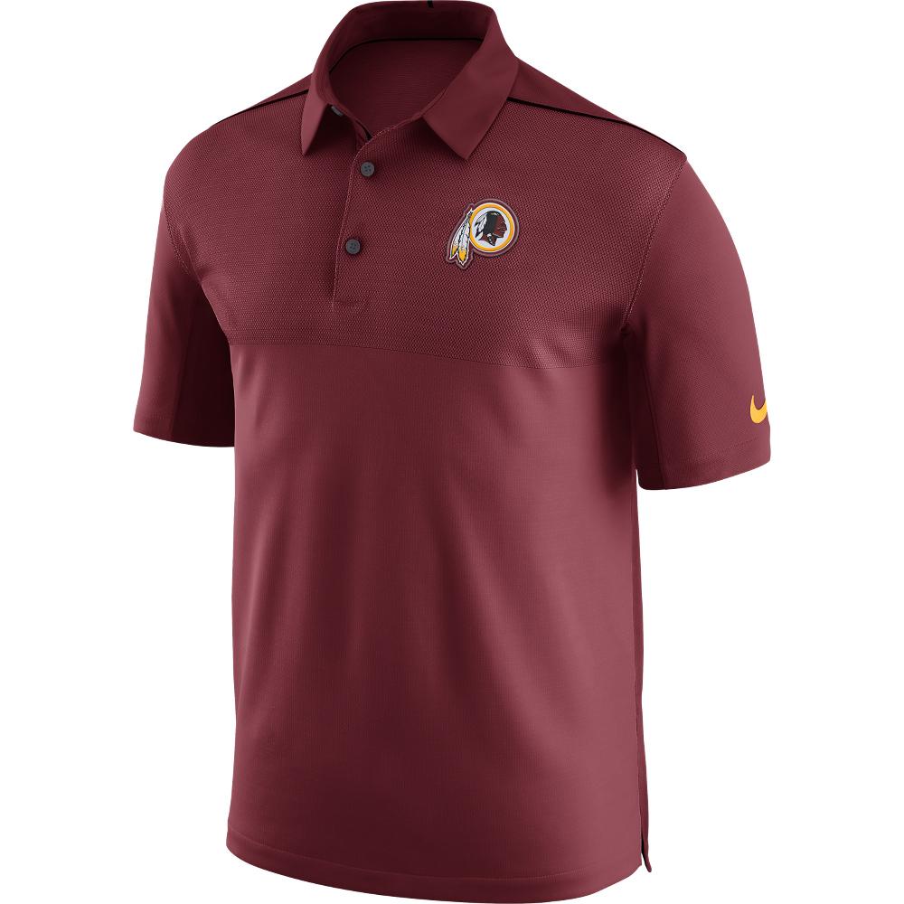 Washington Redskins Elite Coaches Poloshirt – Herren