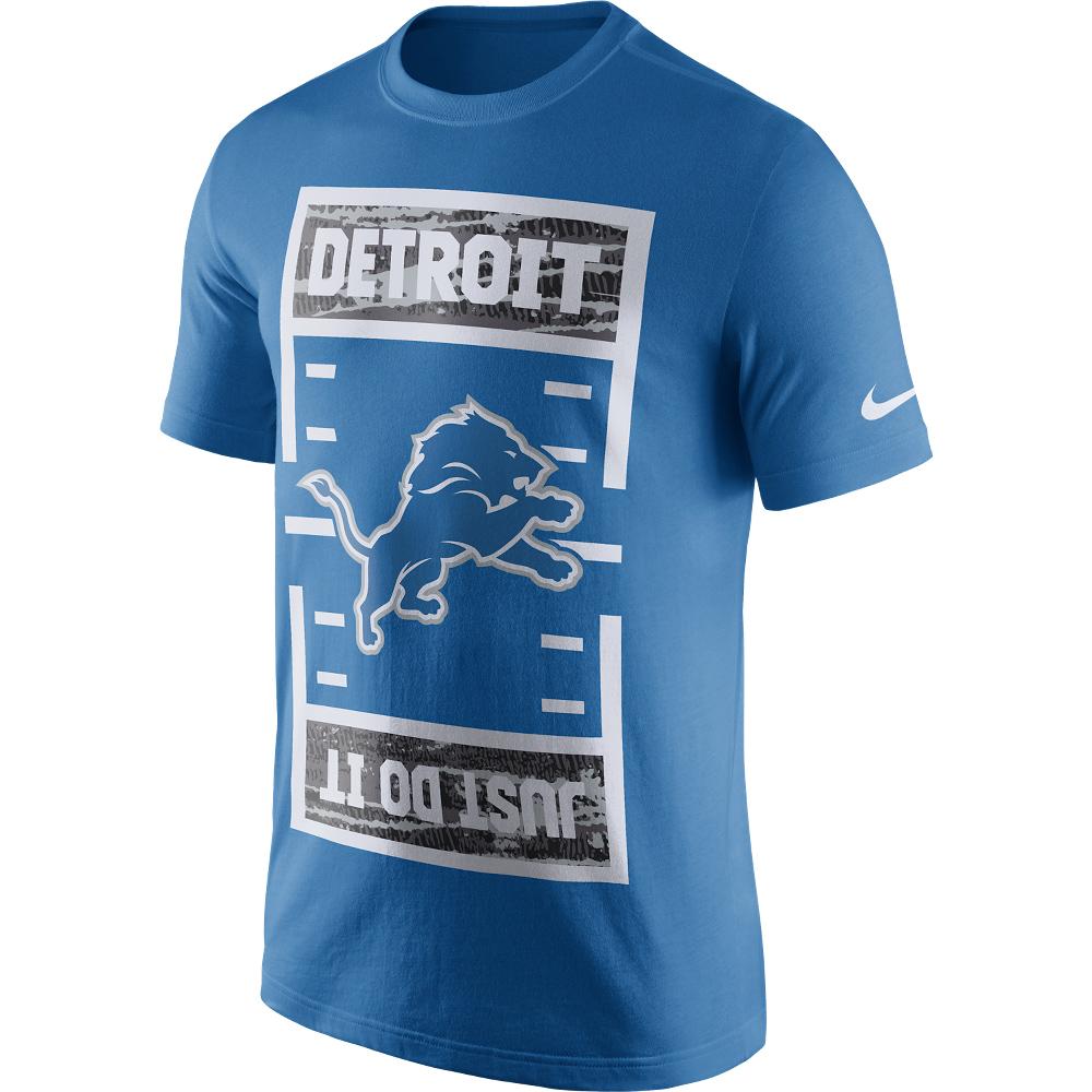 Detroit Lions JDI T-Shirt – Herren