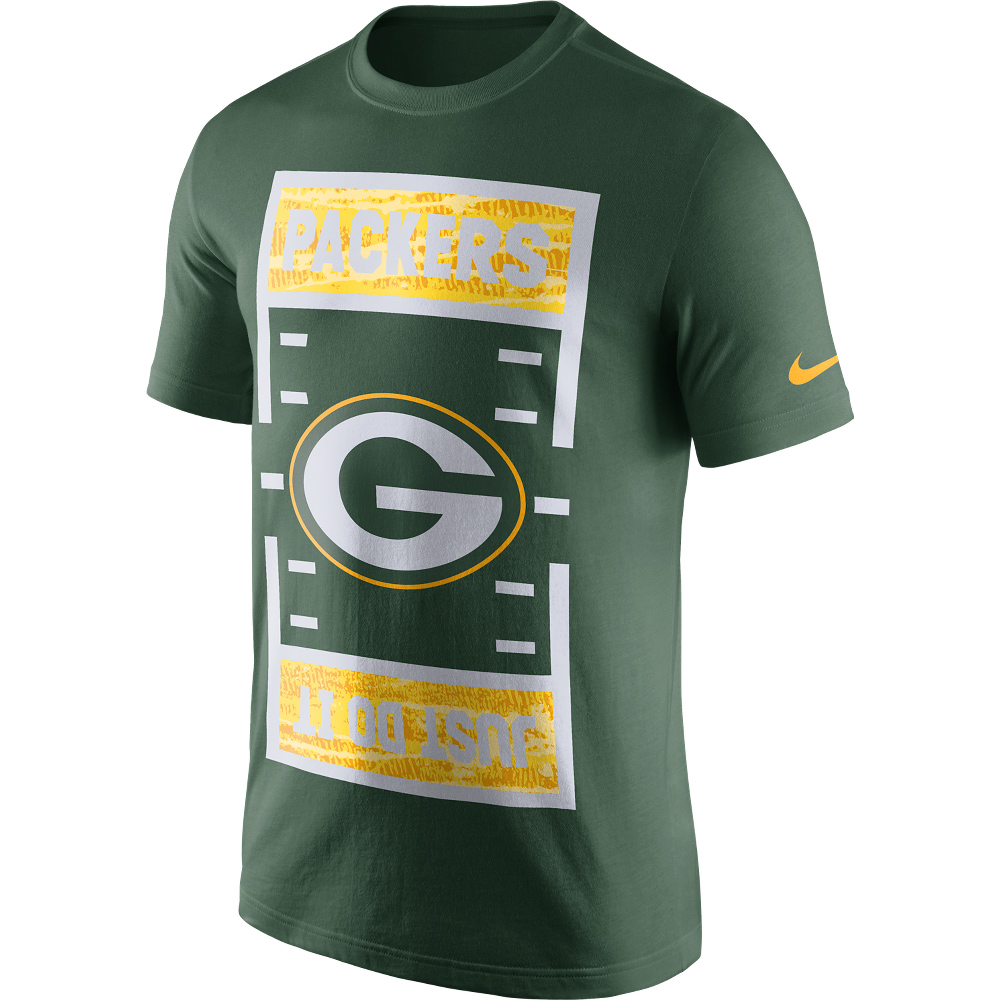 Green Bay Packers JDI T-Shirt – Herren