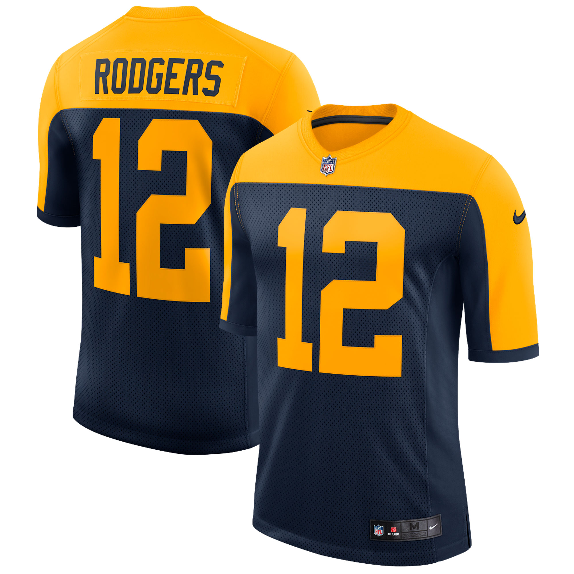Green Bay Packers Ausweich Vapor Untouchable Limited Trikot - Aaron Rodgers - Herren