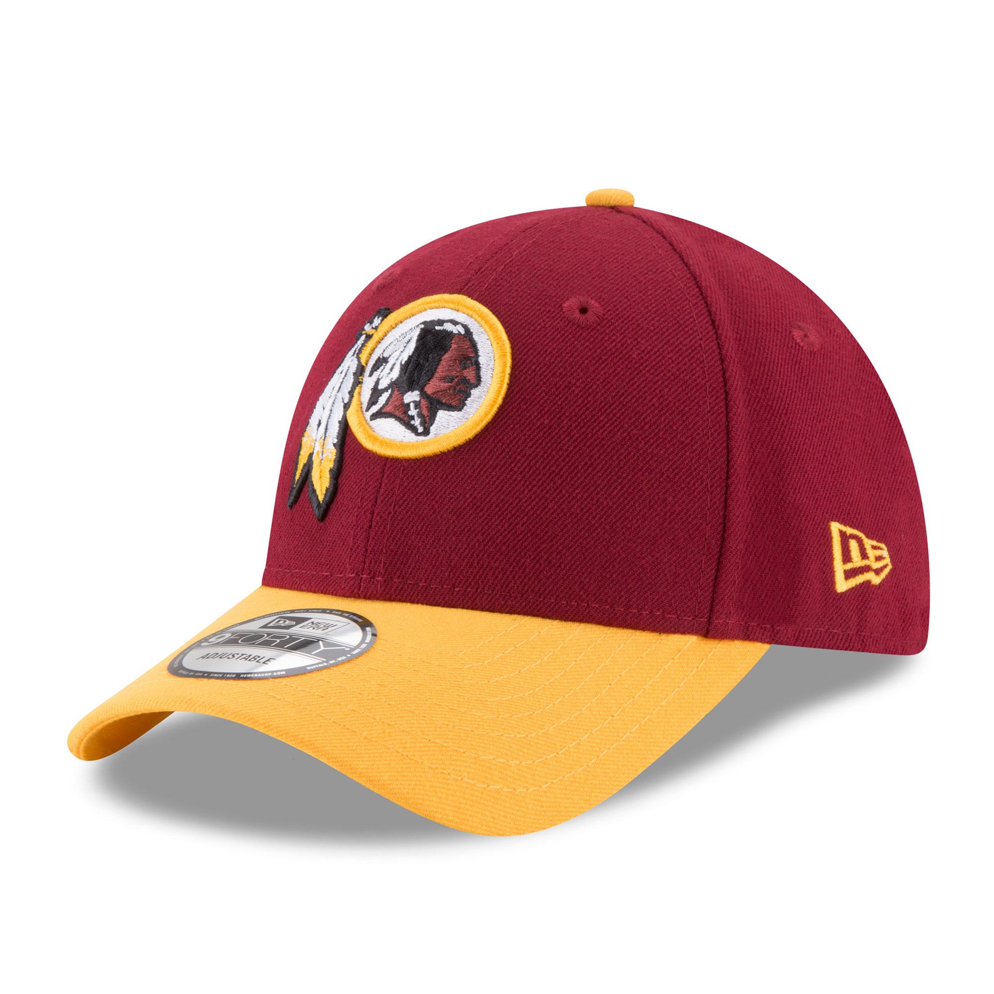 Washington Redskins New Era 9FORTY Kappe